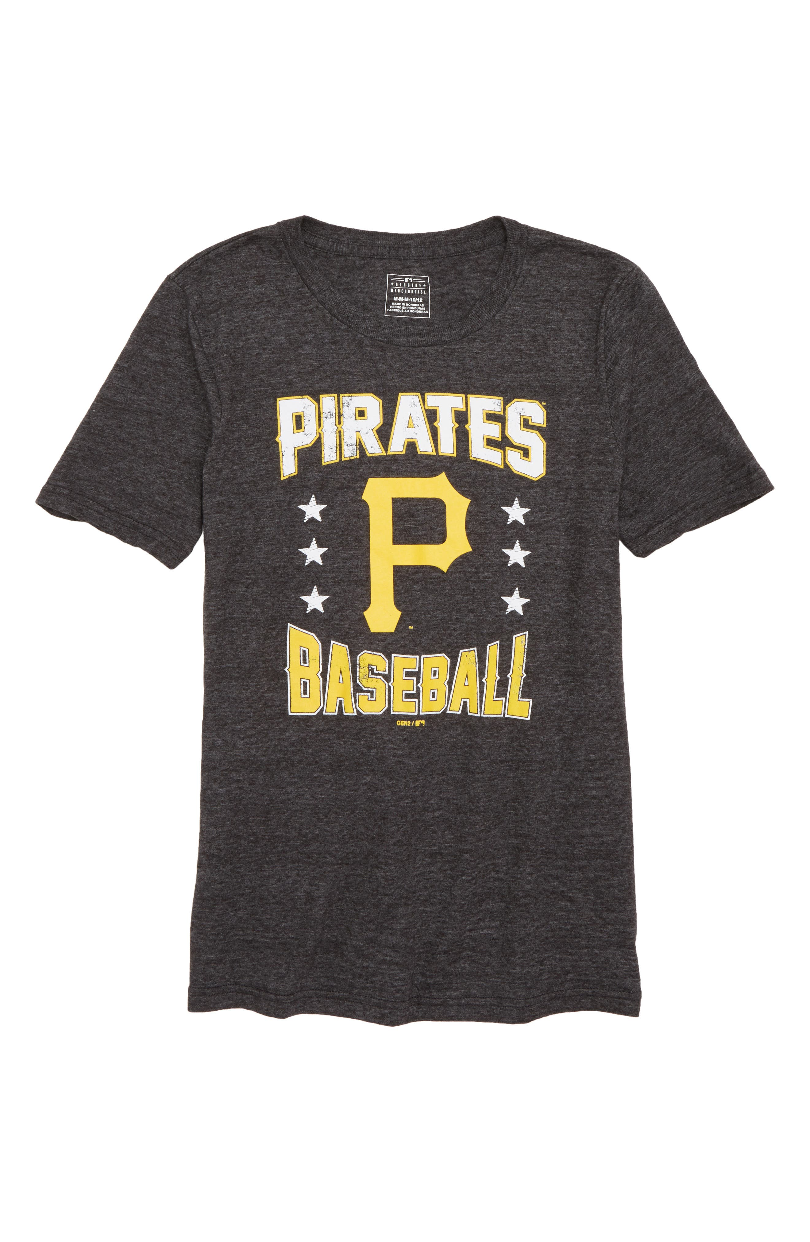Pittsburgh Pirates Triple Play T-Shirt,                         Main,                         color, 001