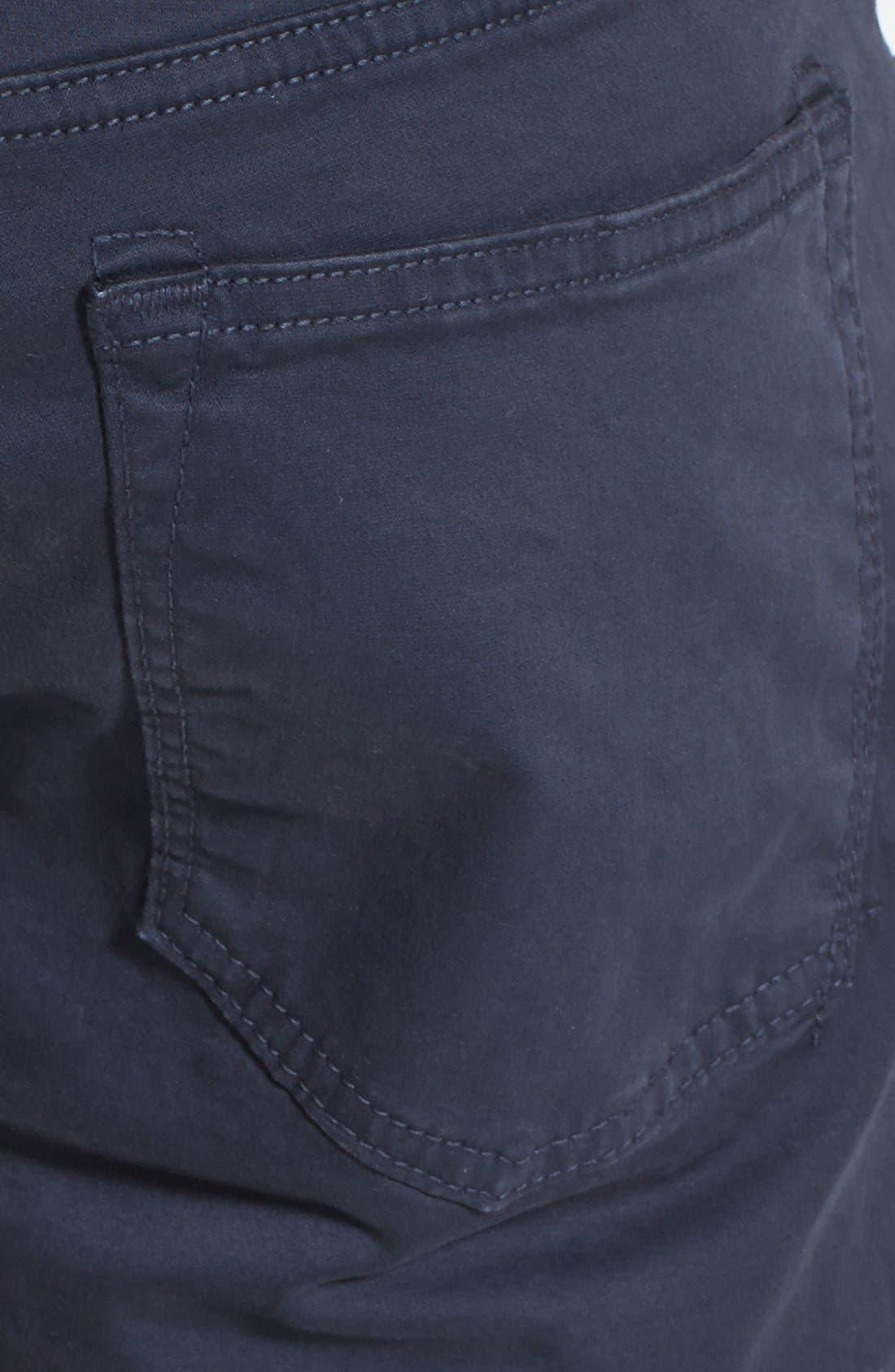 'Kane' Slim Fit Cotton Twill Pants,                             Alternate thumbnail 70, color,