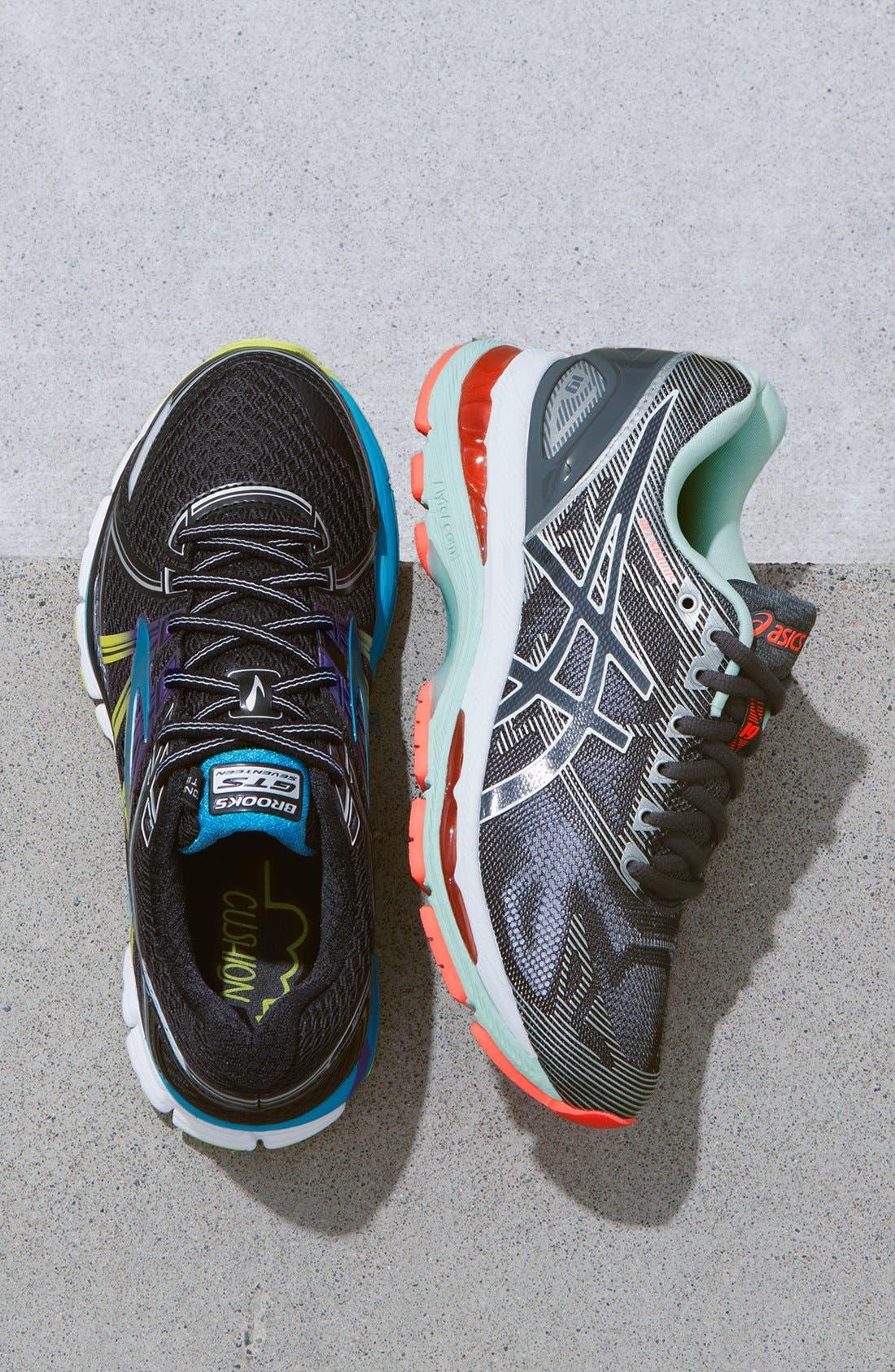 GEL<sup>®</sup>-Nimbus 19 Running Shoe,                             Alternate thumbnail 7, color,                             009
