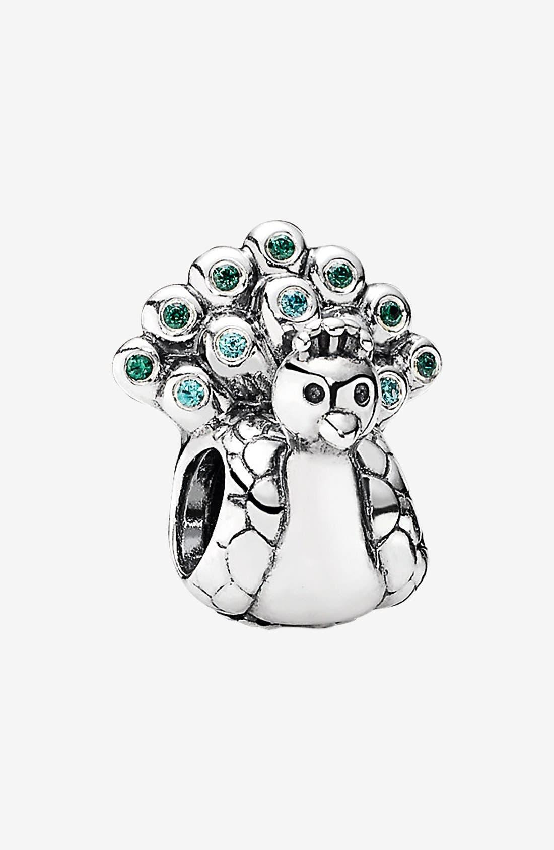 Peacock Charm,                             Alternate thumbnail 2, color,                             040