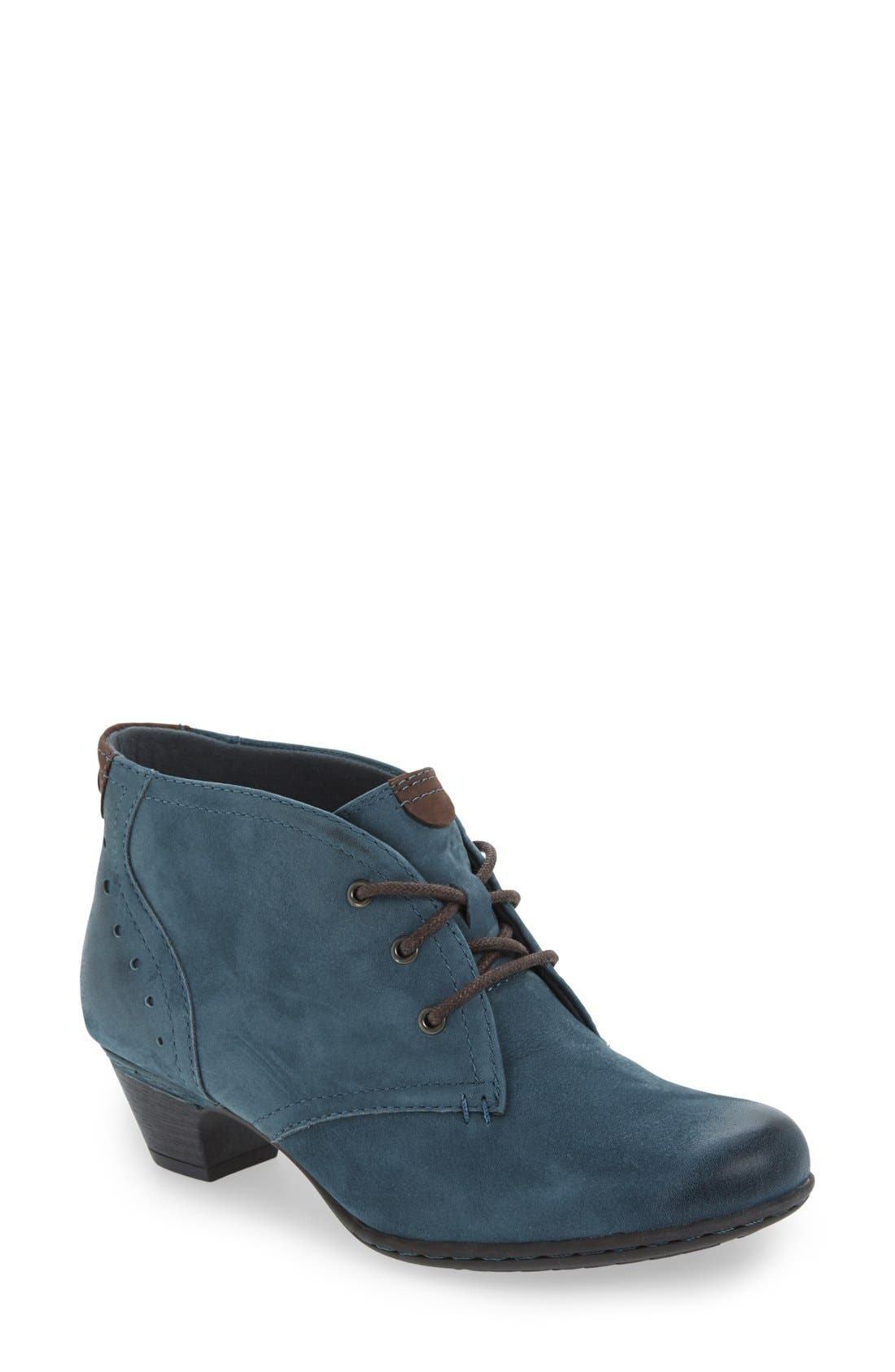 Aria Leather Boot,                         Main,                         color, 400