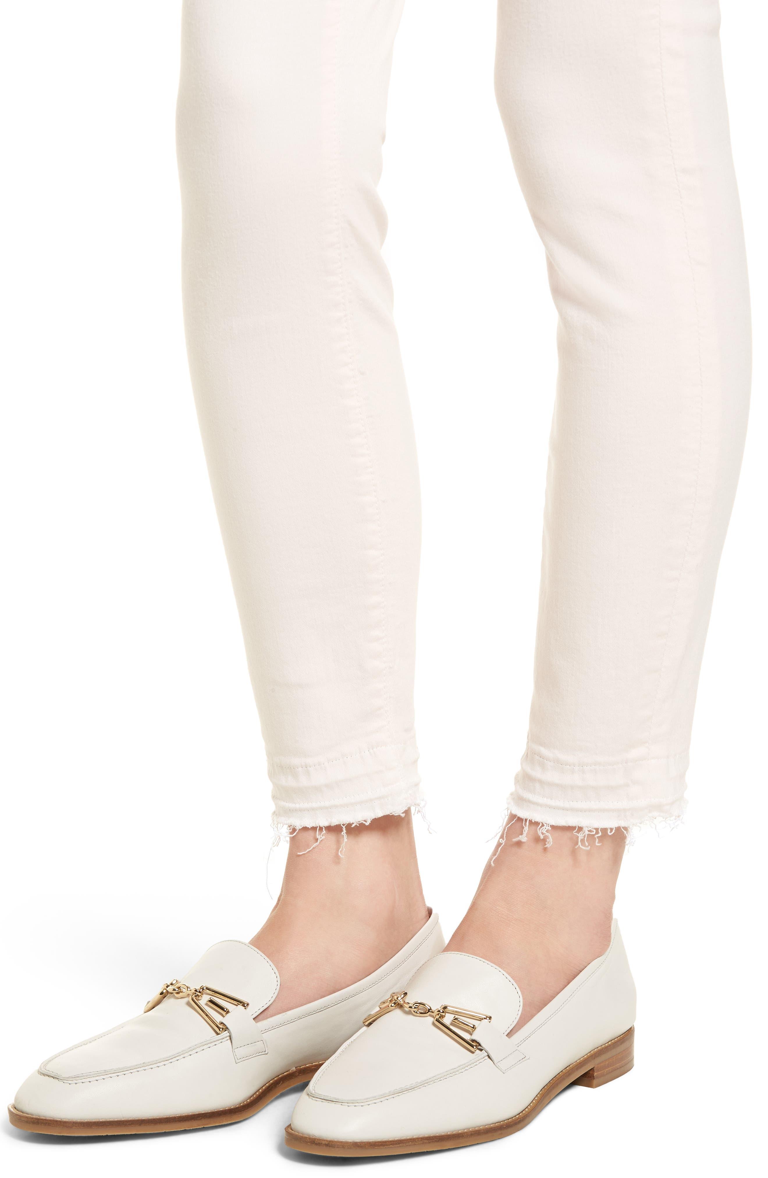 Released Hem Ankle Skinny Jeans,                             Alternate thumbnail 29, color,