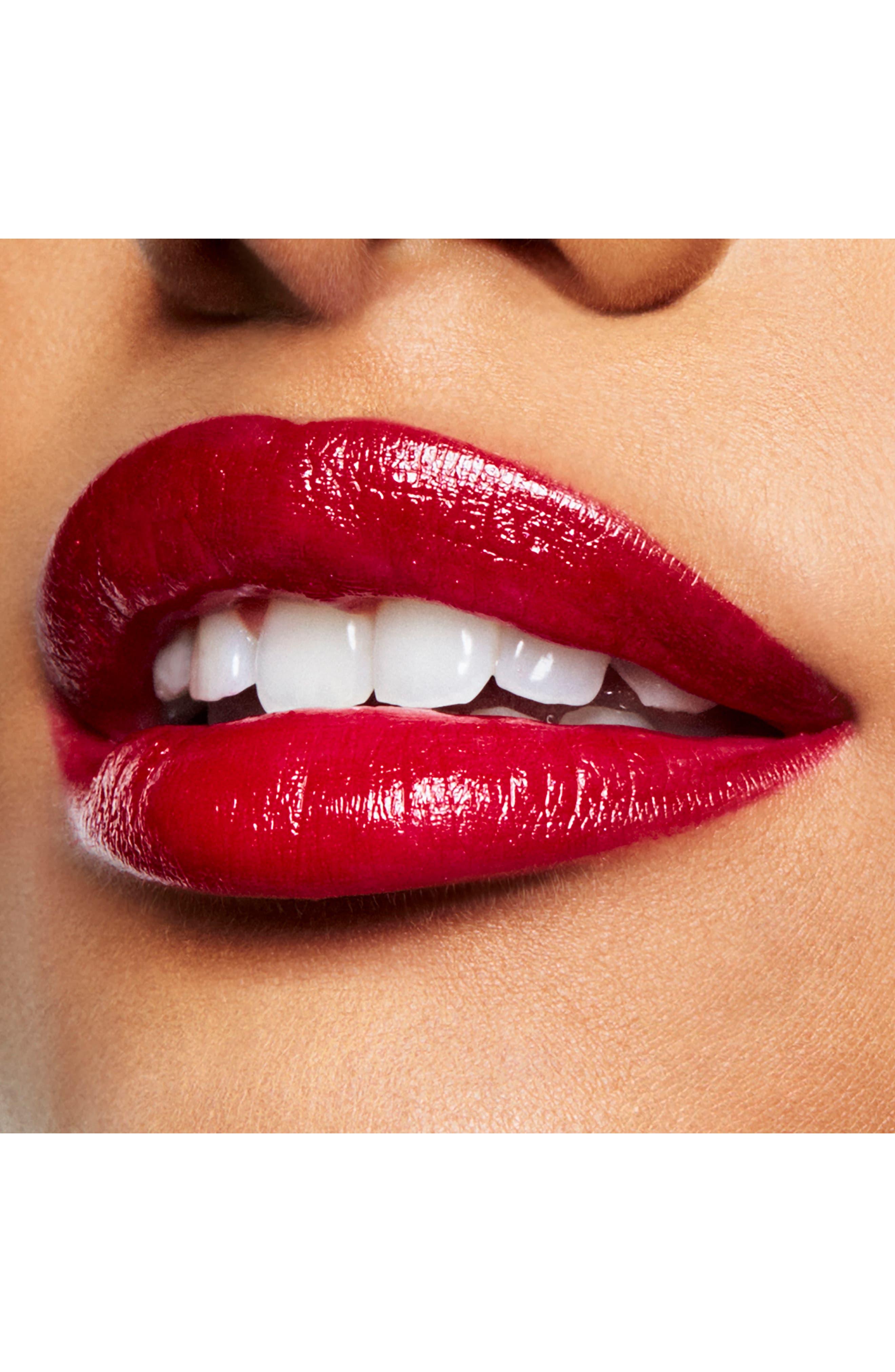 MAC Aaliyah Lipstick,                             Alternate thumbnail 3, color,                             600