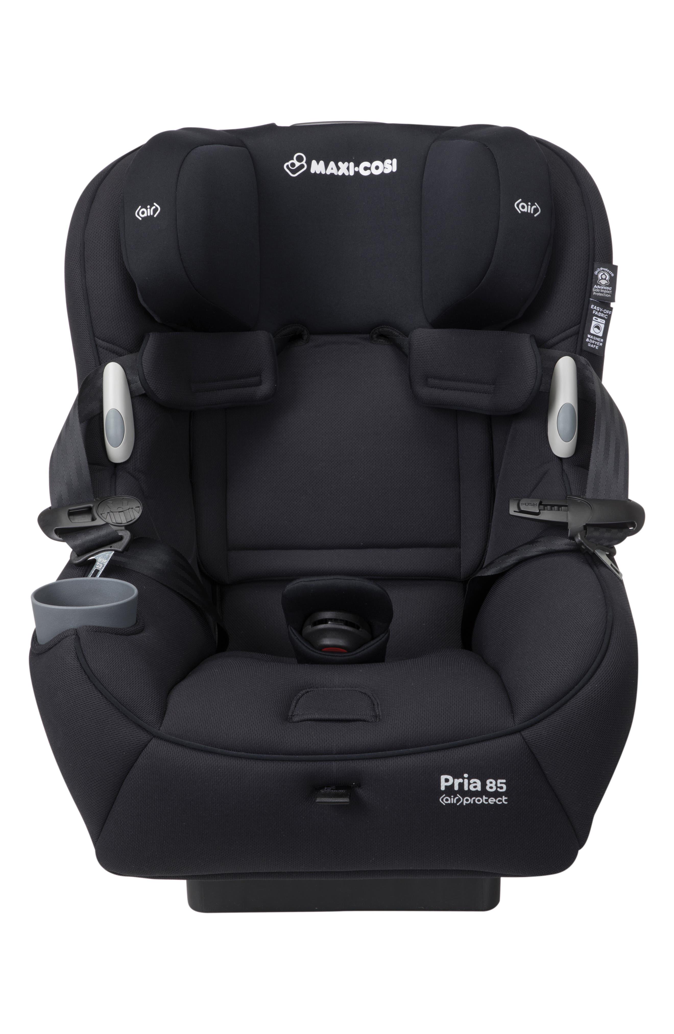 Pria<sup>™</sup> 85 2.0 Convertible Car Seat,                             Alternate thumbnail 6, color,                             NIGHT BLACK