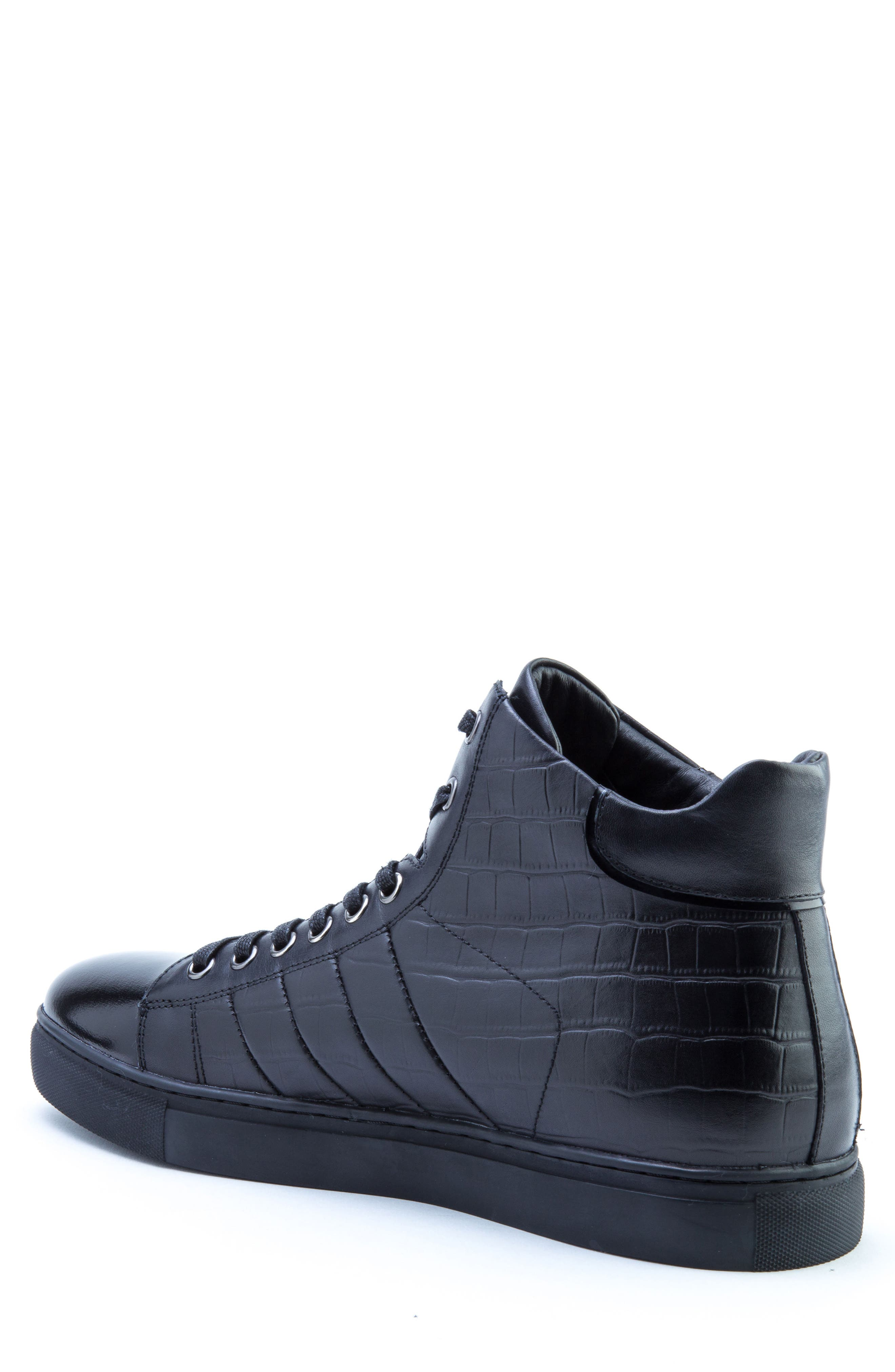 Clift High Top Sneaker,                             Alternate thumbnail 2, color,                             001