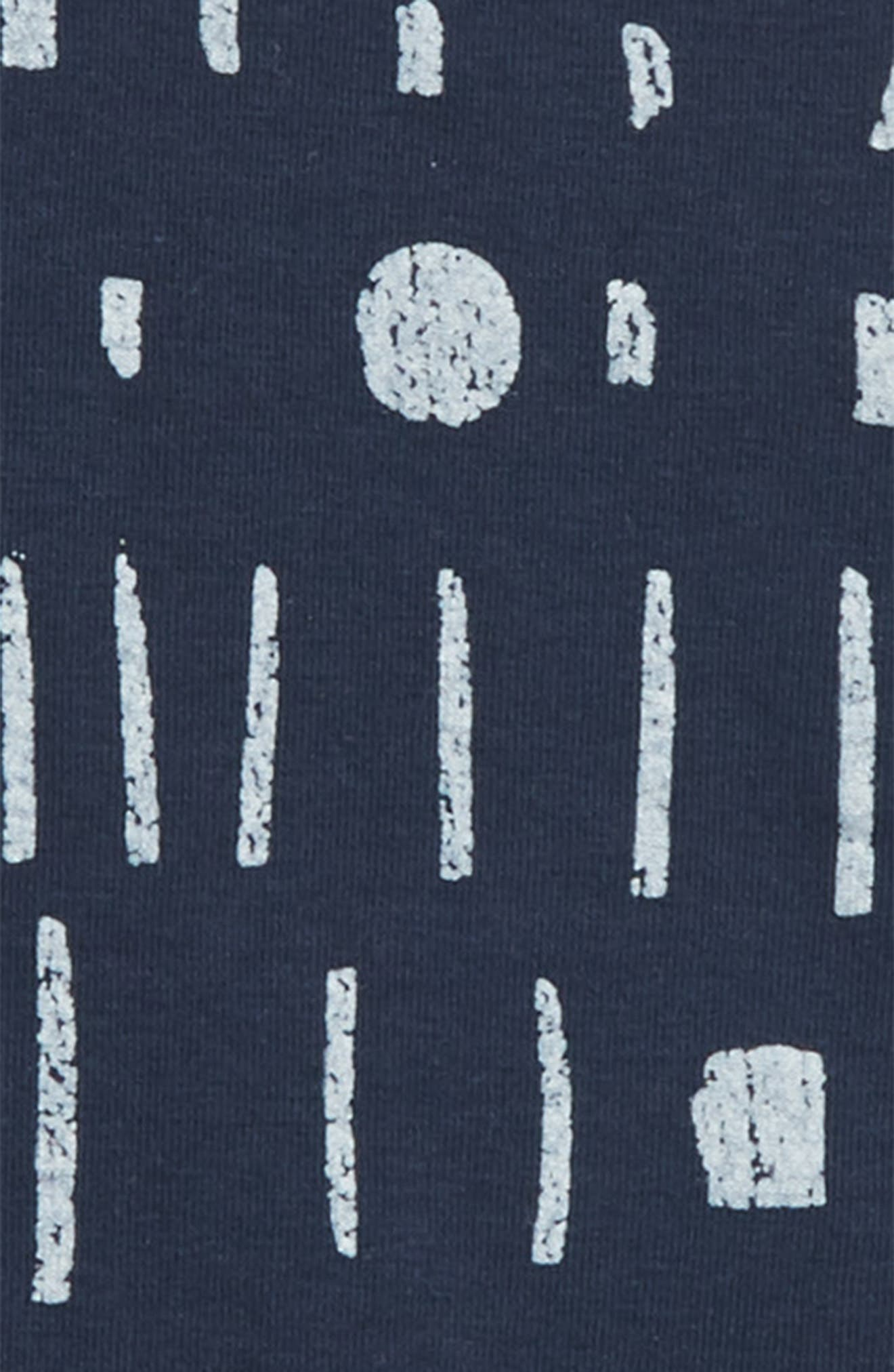 Print Dress,                             Alternate thumbnail 2, color,                             410