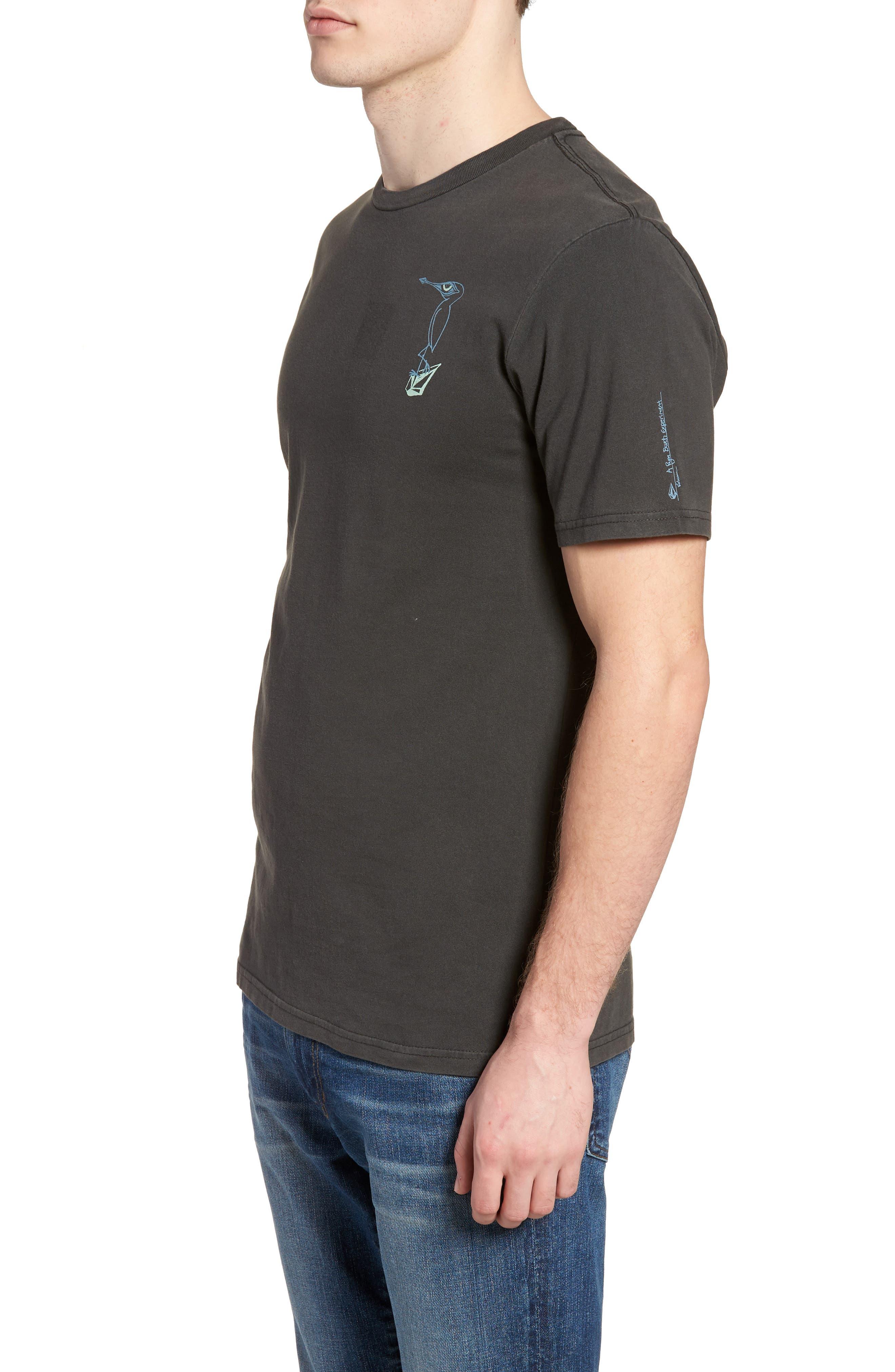 Burch Bird Graphic T-Shirt,                             Alternate thumbnail 3, color,
