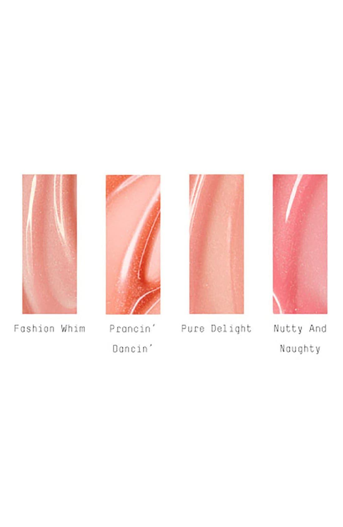 MAC Nutcracker Sweet Nude Mini Lip Gloss Kit,                             Alternate thumbnail 4, color,                             250