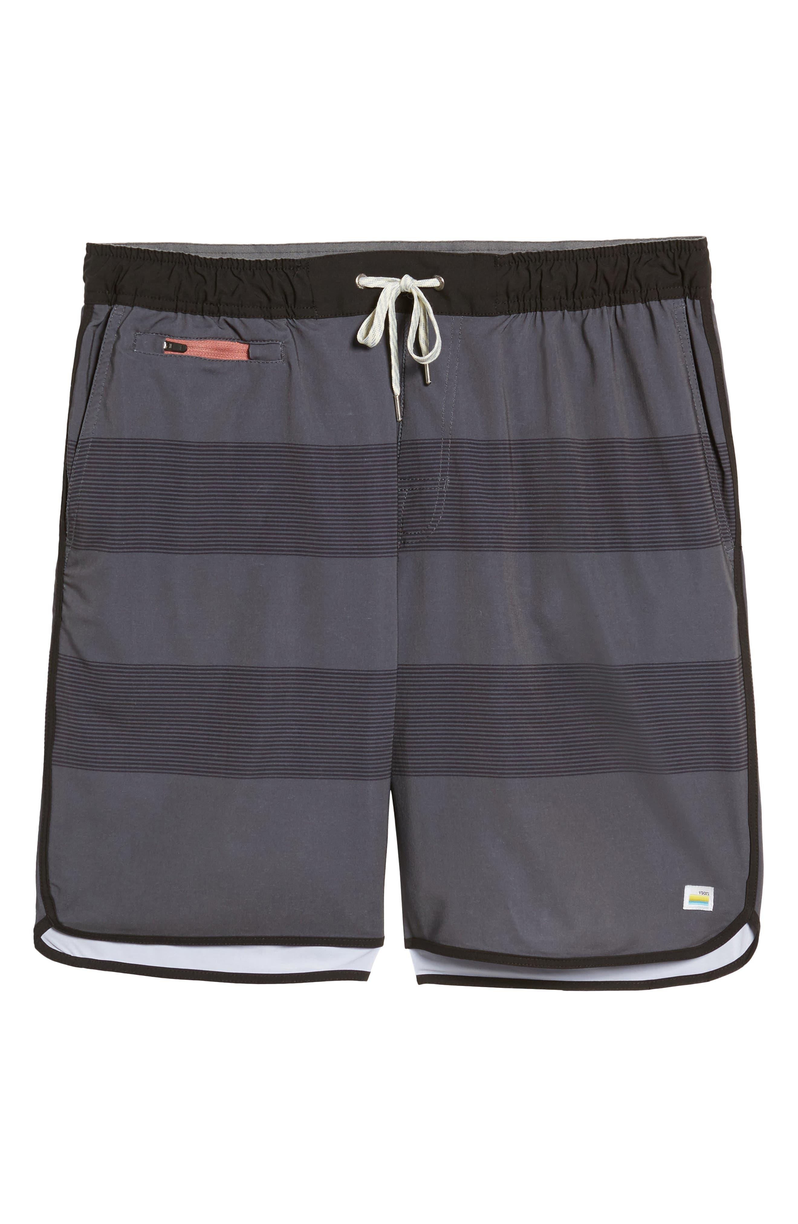 Banks Performance Hybrid Shorts,                             Alternate thumbnail 6, color,                             021