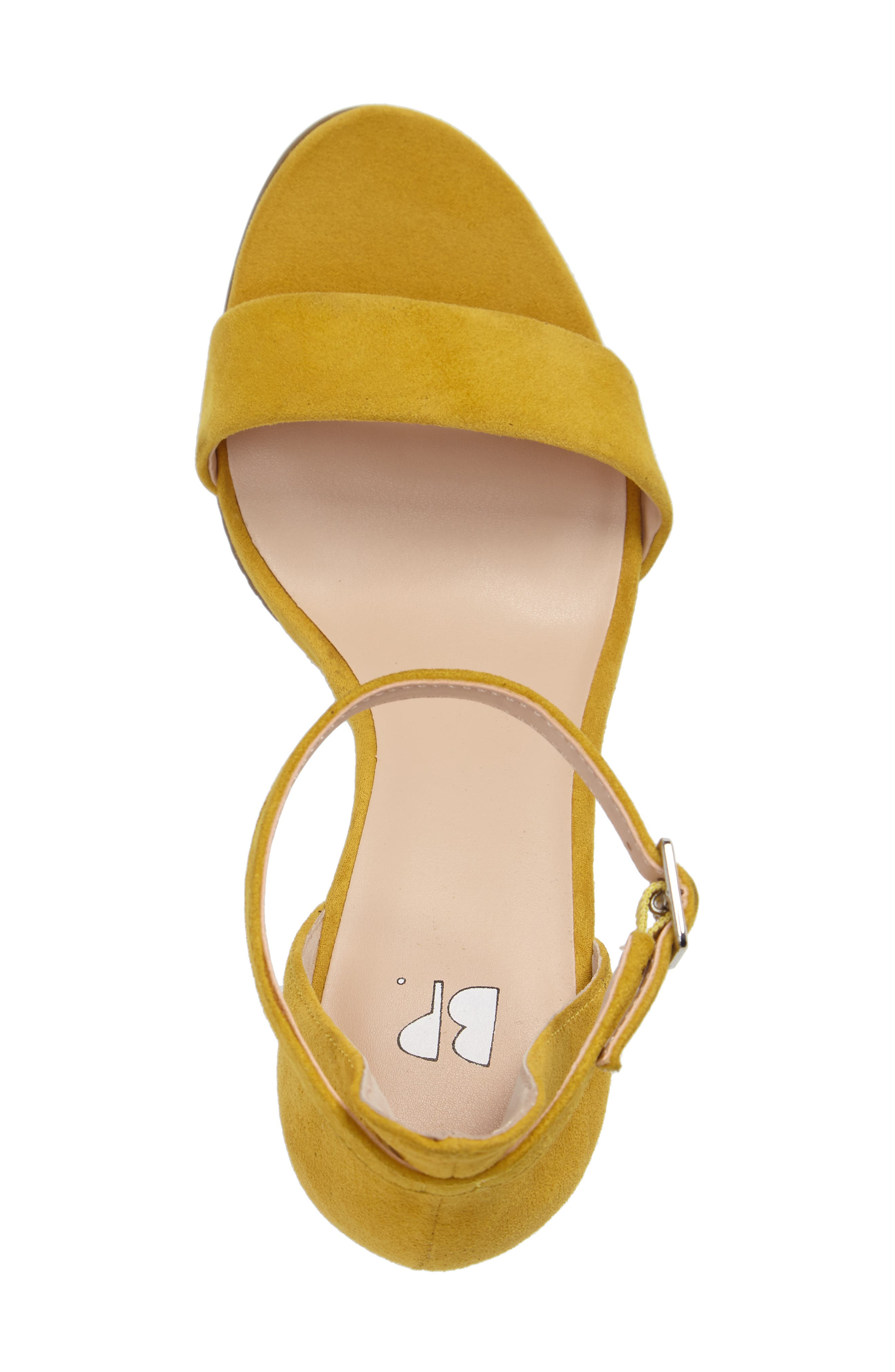 'Luminate' Open Toe Dress Sandal,                             Alternate thumbnail 141, color,