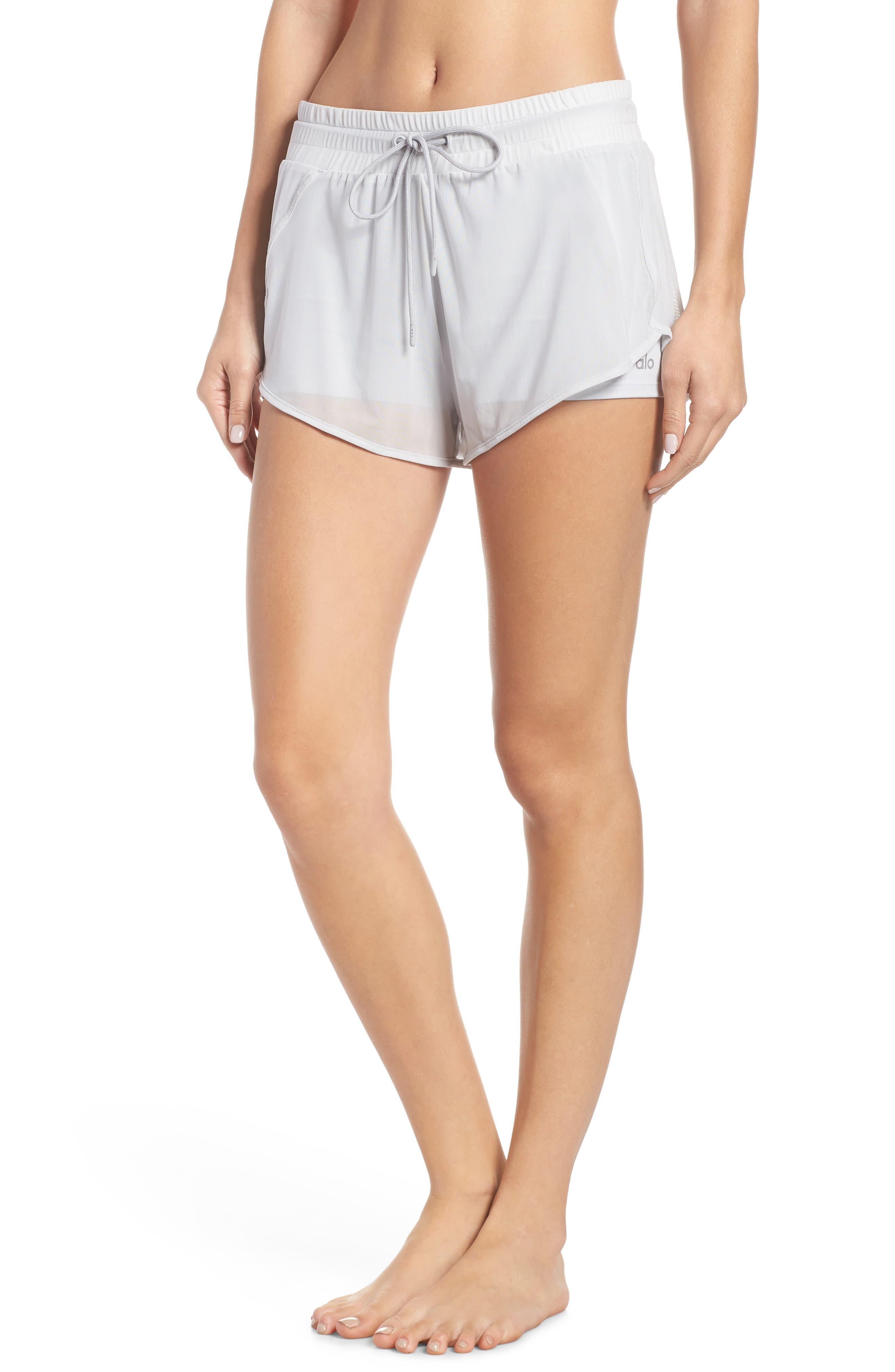 ALO Ambience Shorts, Main, color, 020