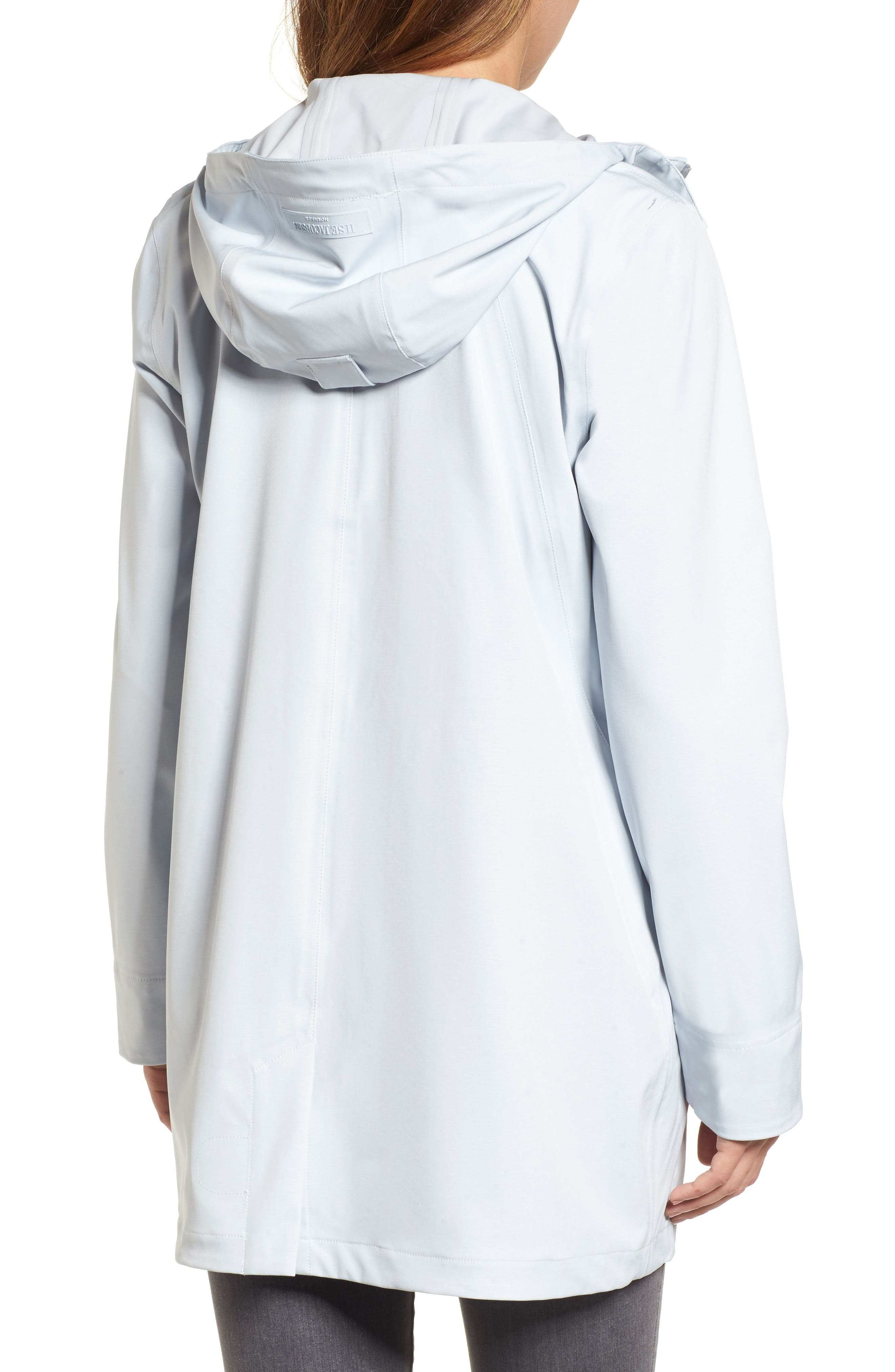 Soft Shell Raincoat,                             Alternate thumbnail 4, color,
