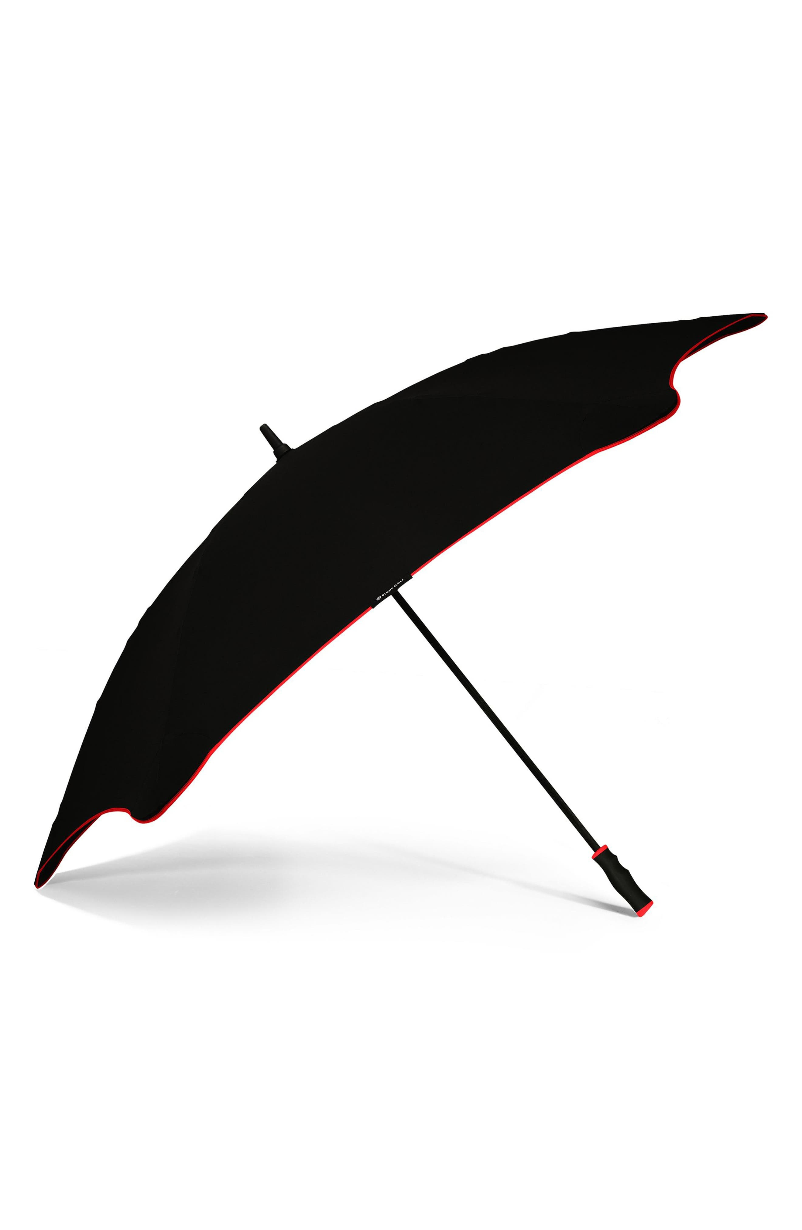 Golf Umbrella,                             Main thumbnail 1, color,                             BLACK