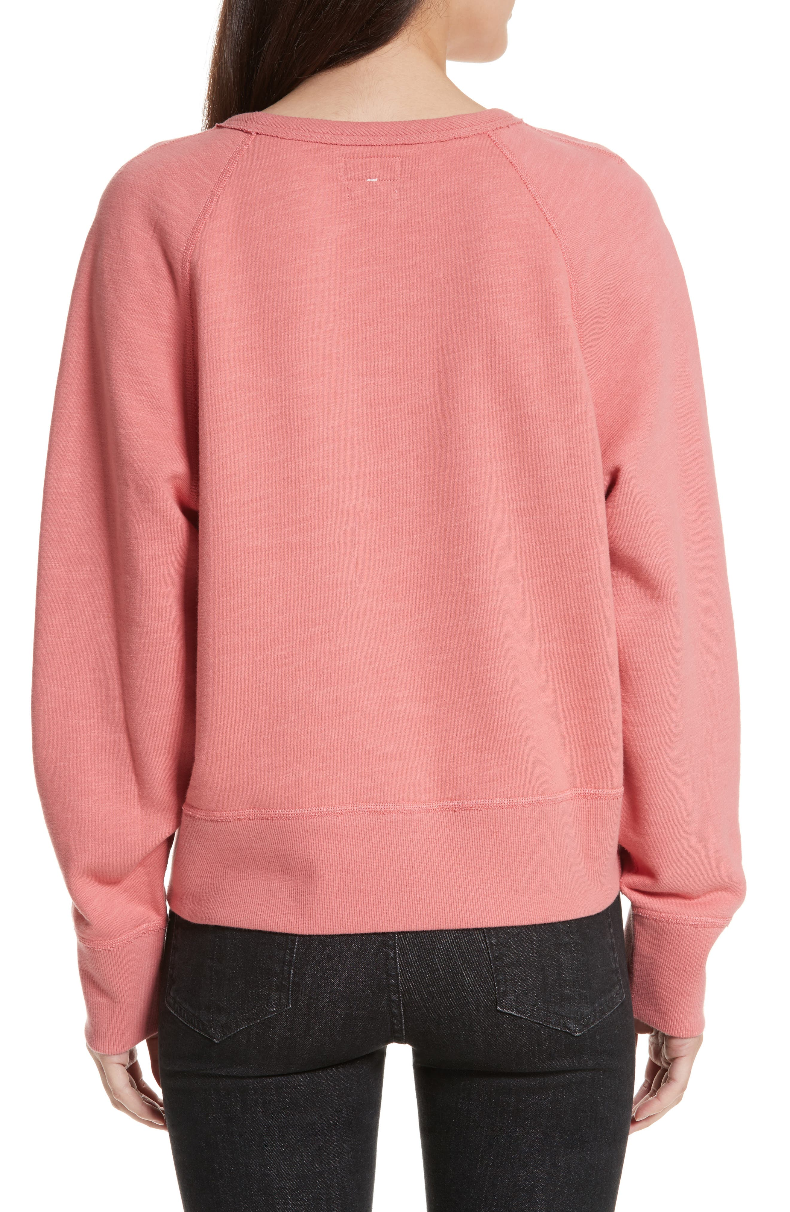 The Raglan Sweatshirt,                             Alternate thumbnail 2, color,