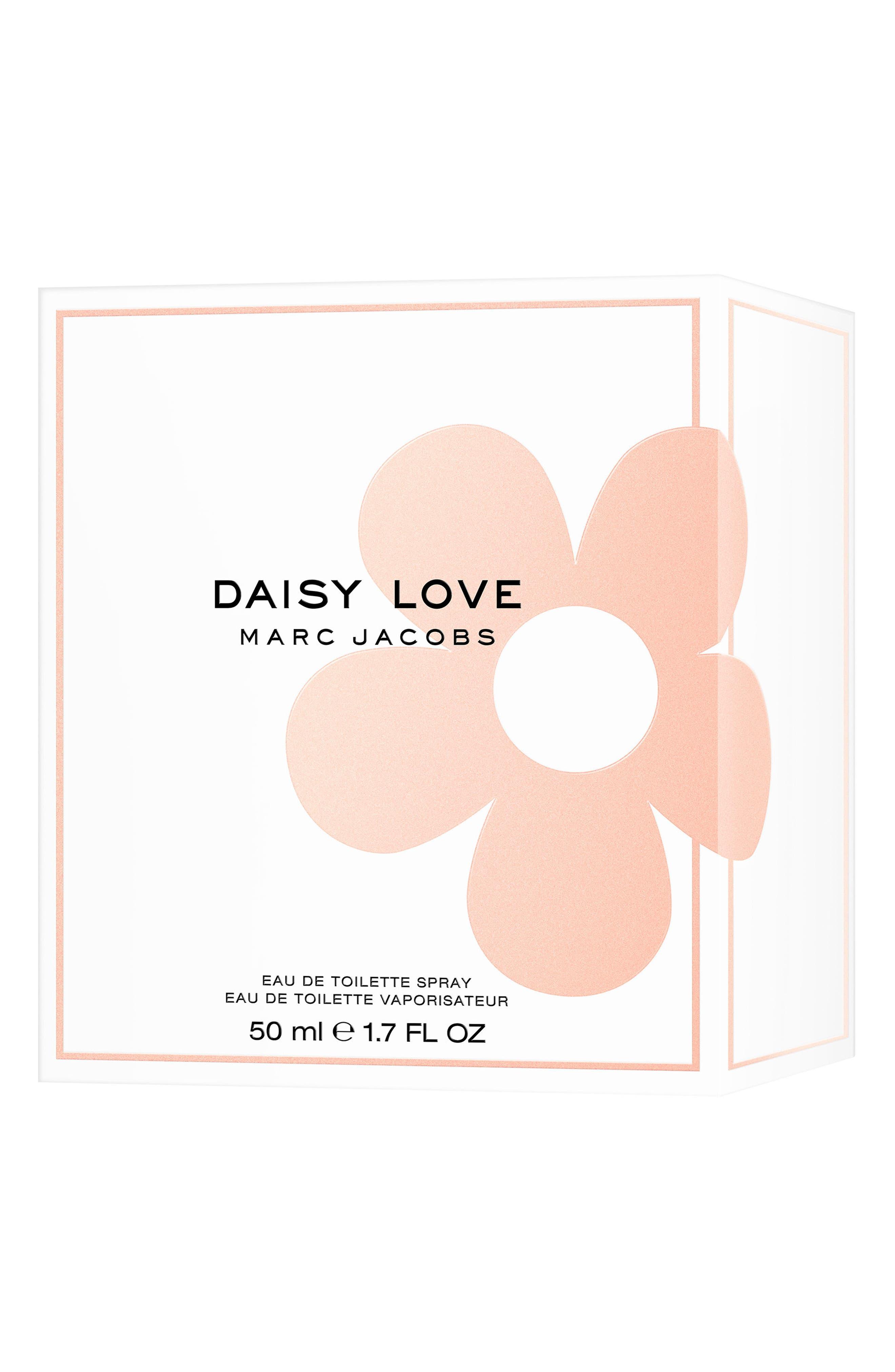 Daisy Love Eau de Toilette,                             Alternate thumbnail 4, color,                             000