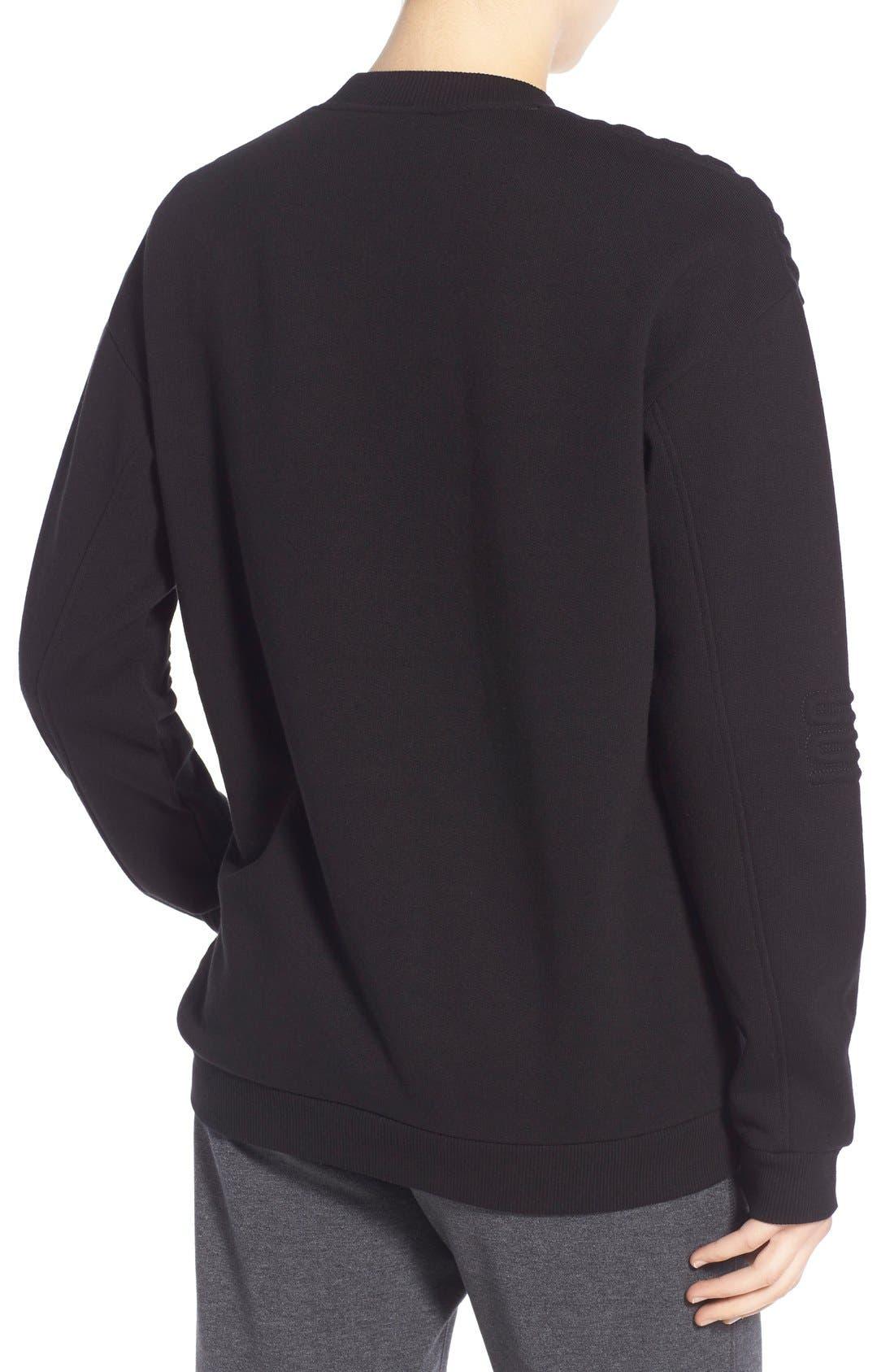 Corded 04 Sweatshirt,                             Alternate thumbnail 3, color,                             001