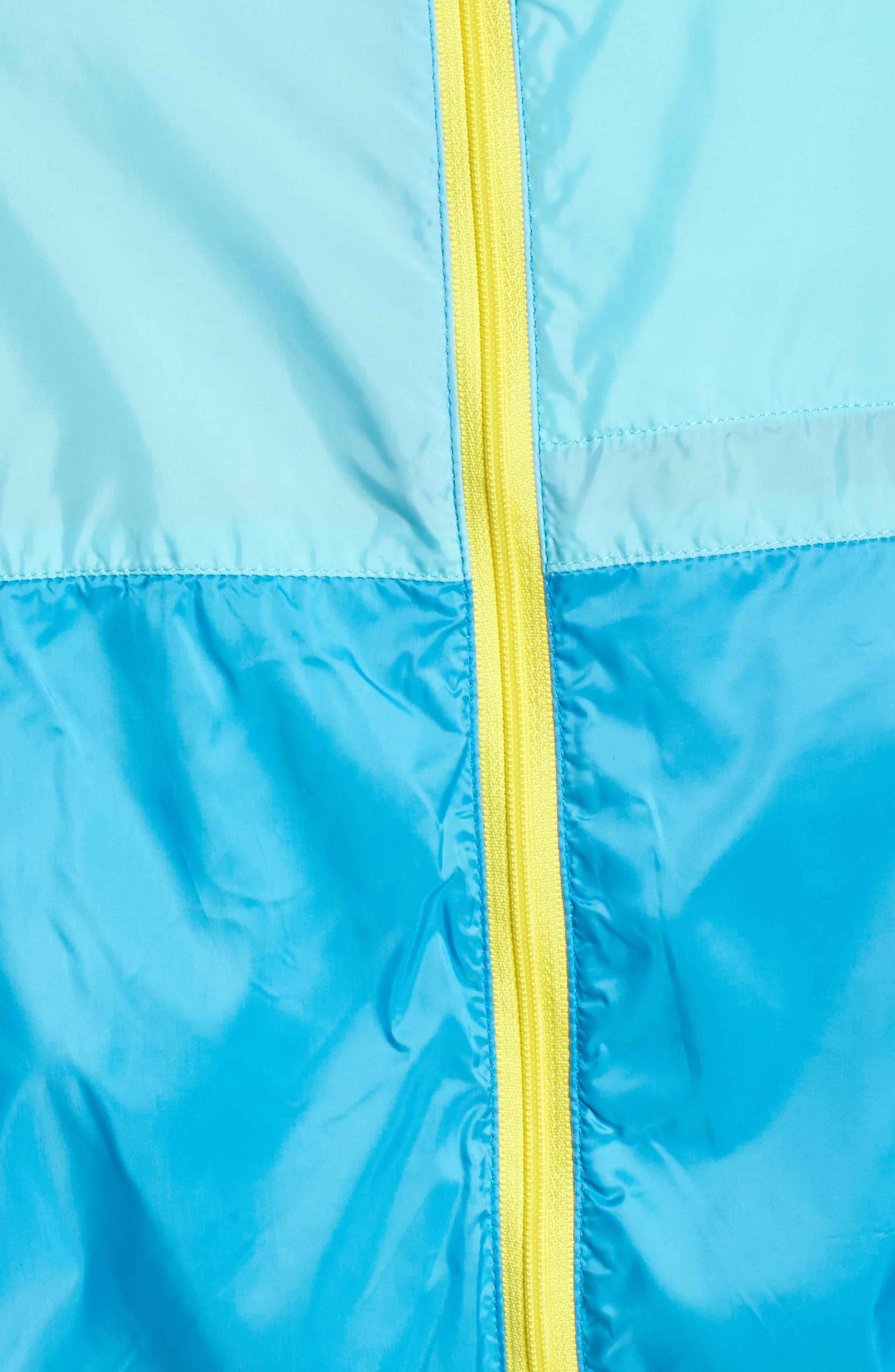 Teca Packable Water Resistant Windbreaker Jacket,                             Alternate thumbnail 34, color,