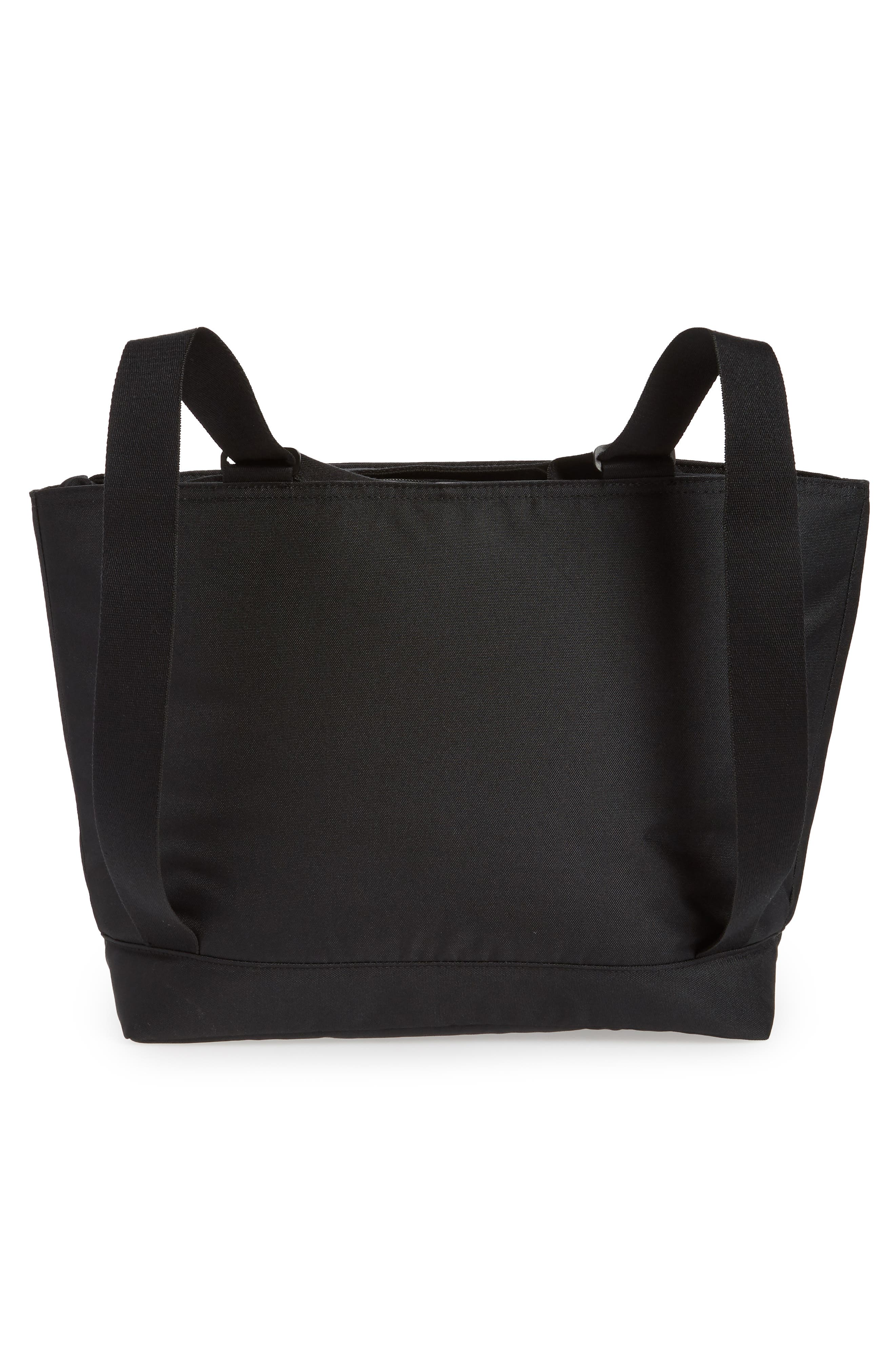 Charles Insulated Canvas Tote,                             Alternate thumbnail 4, color,                             INSULATED