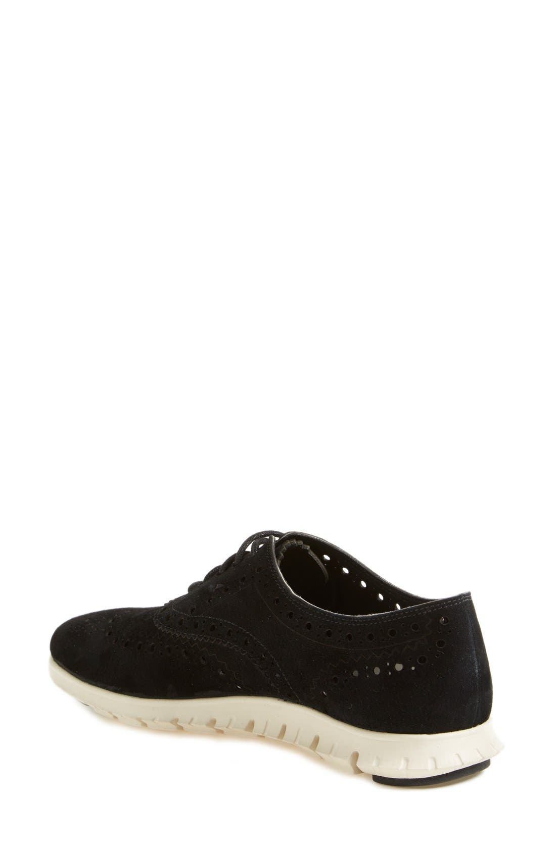 'ZeroGrand' Perforated Wingtip,                             Alternate thumbnail 36, color,