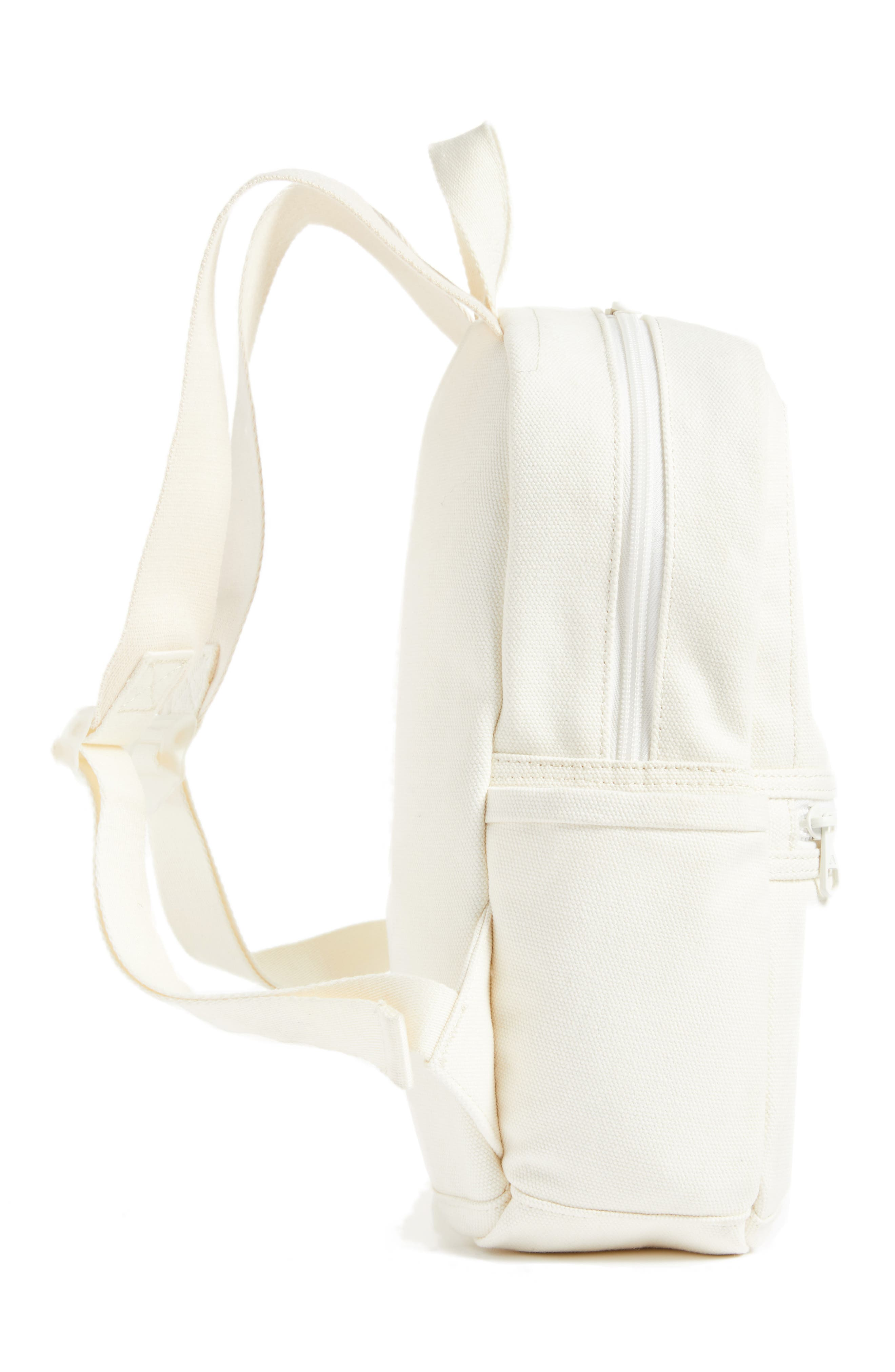 Kensington Mini Kane Canvas Backpack,                             Alternate thumbnail 5, color,                             900