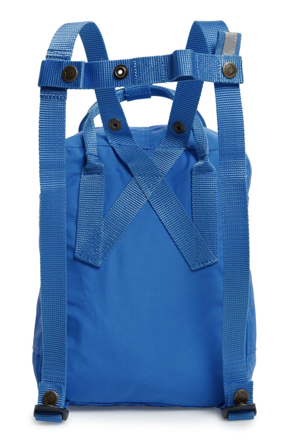 'Mini Kånken' Water Resistant Backpack,                             Alternate thumbnail 3, color,                             400