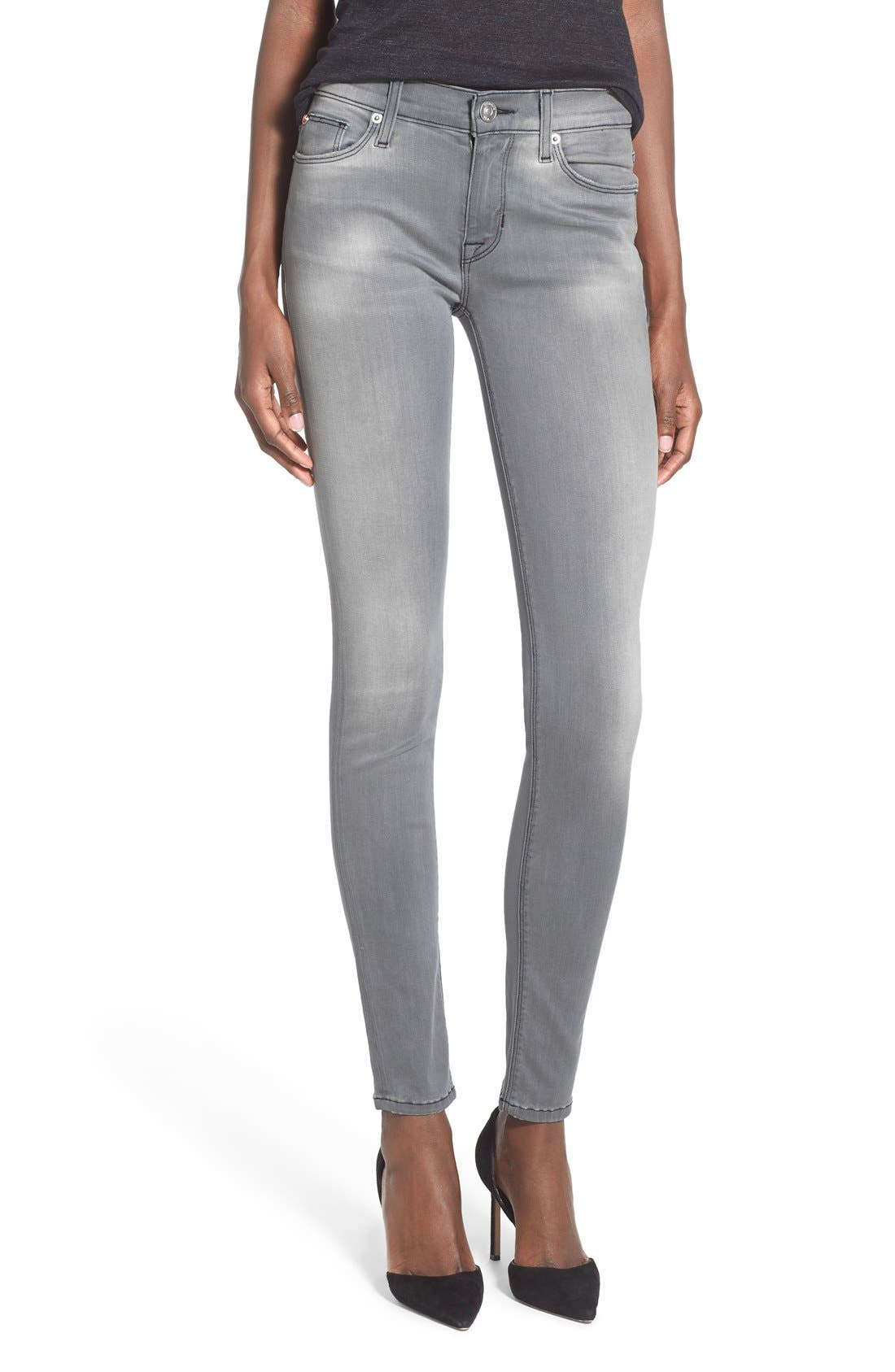 'Nico' Super Skinny Jeans,                             Main thumbnail 2, color,