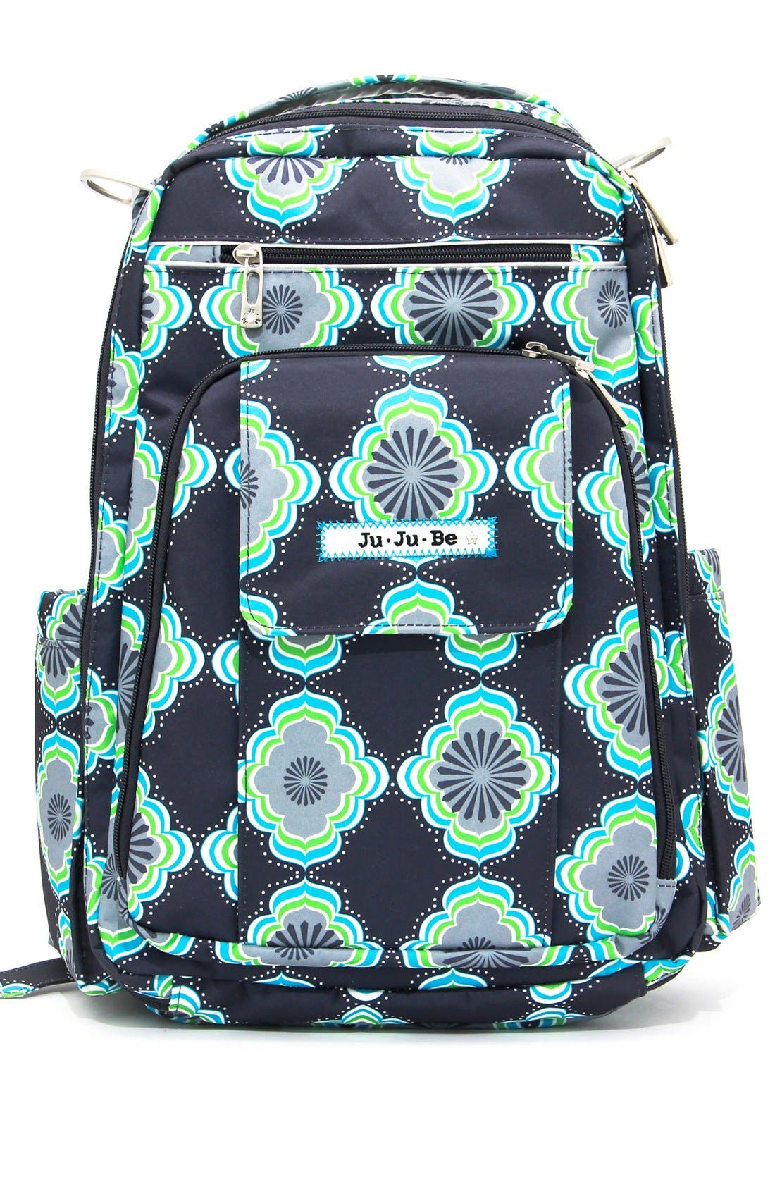 'Be Right Back' Diaper Backpack,                             Main thumbnail 3, color,