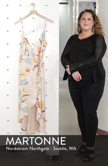 Meghan Wrap Dress, sales video thumbnail