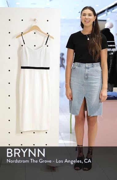 Emma Spaghetti Strap Body-Con Dress, sales video thumbnail