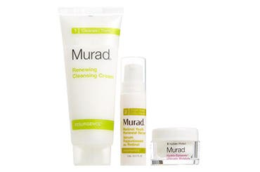 Murad skin care gift with purchase.