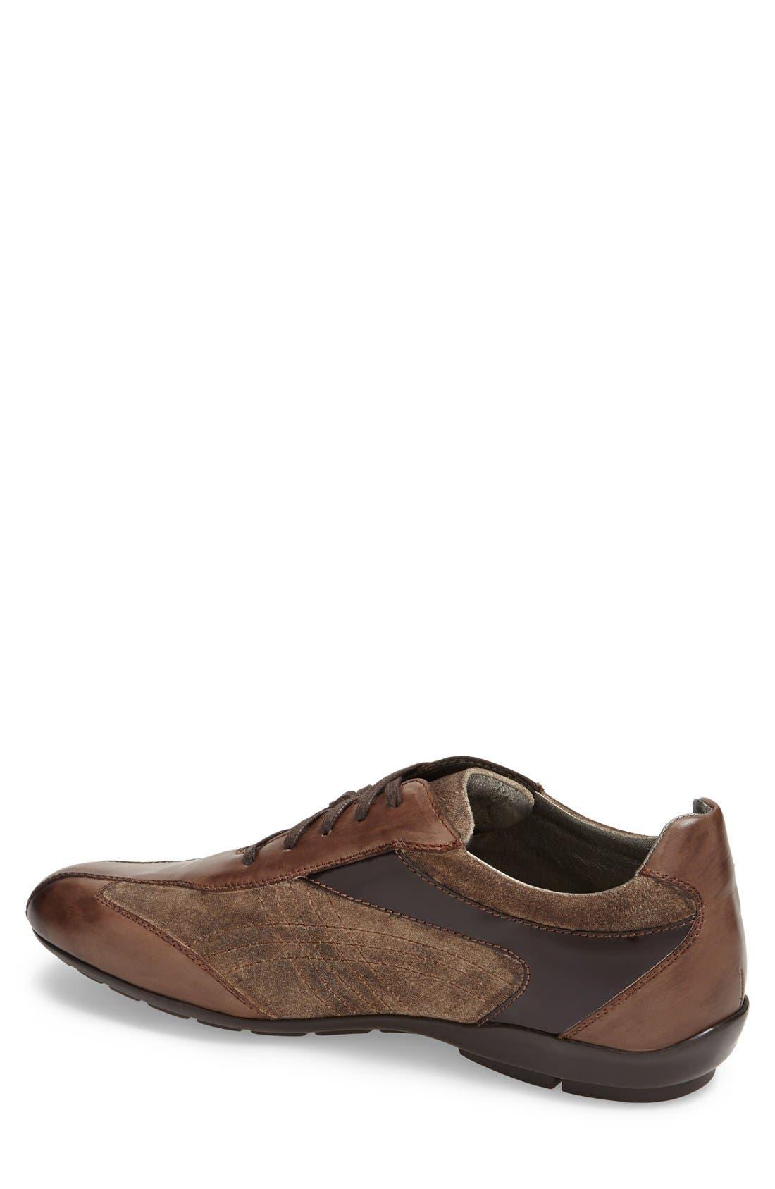 'Vega' Sneaker,                             Alternate thumbnail 3, color,                             MOCHA/ TAUPE