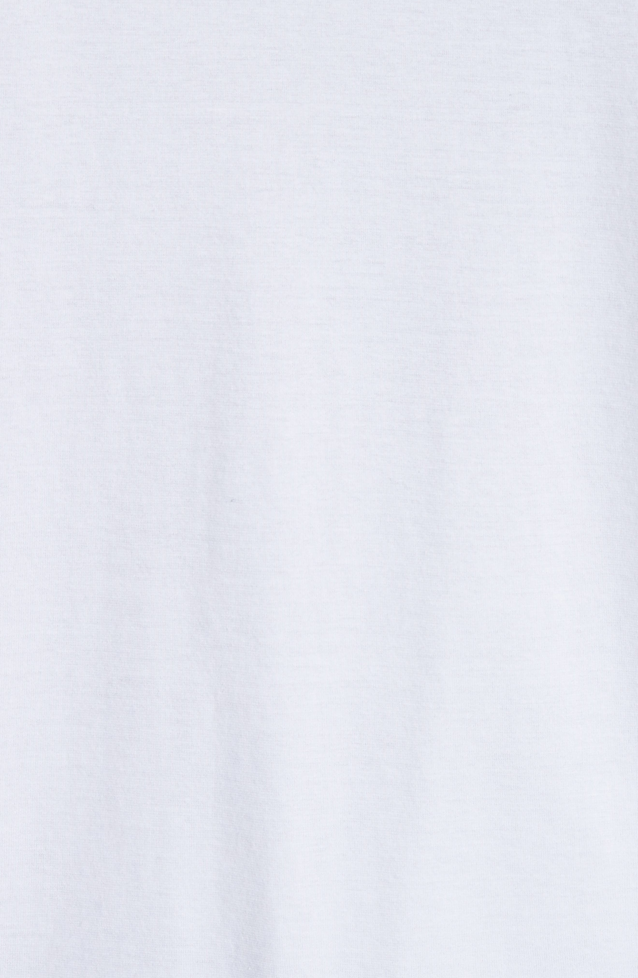 Cut Neck T-Shirt,                             Alternate thumbnail 5, color,                             114