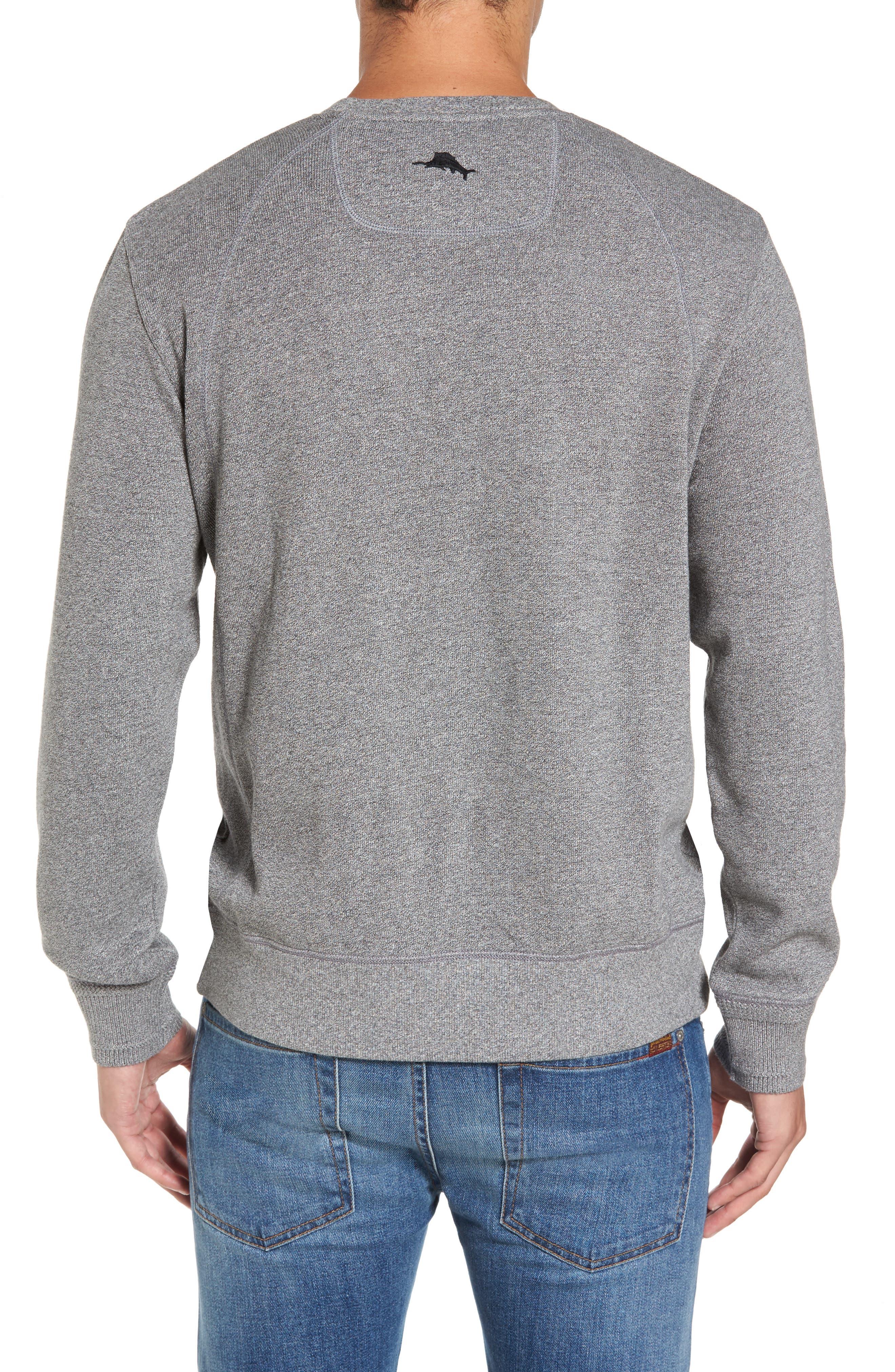 NFL Stitch of Liberty Embroidered Crewneck Sweatshirt,                             Alternate thumbnail 55, color,