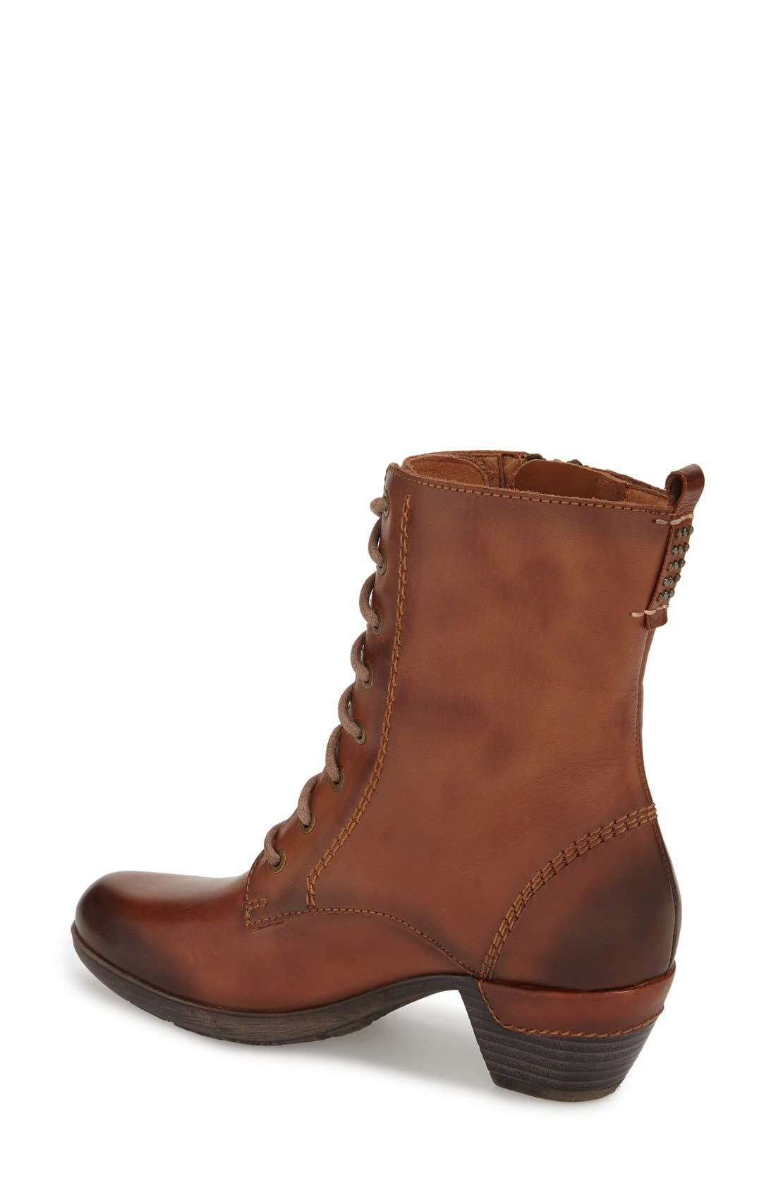 'Rotterdam' Lace-Up Boot,                             Alternate thumbnail 9, color,