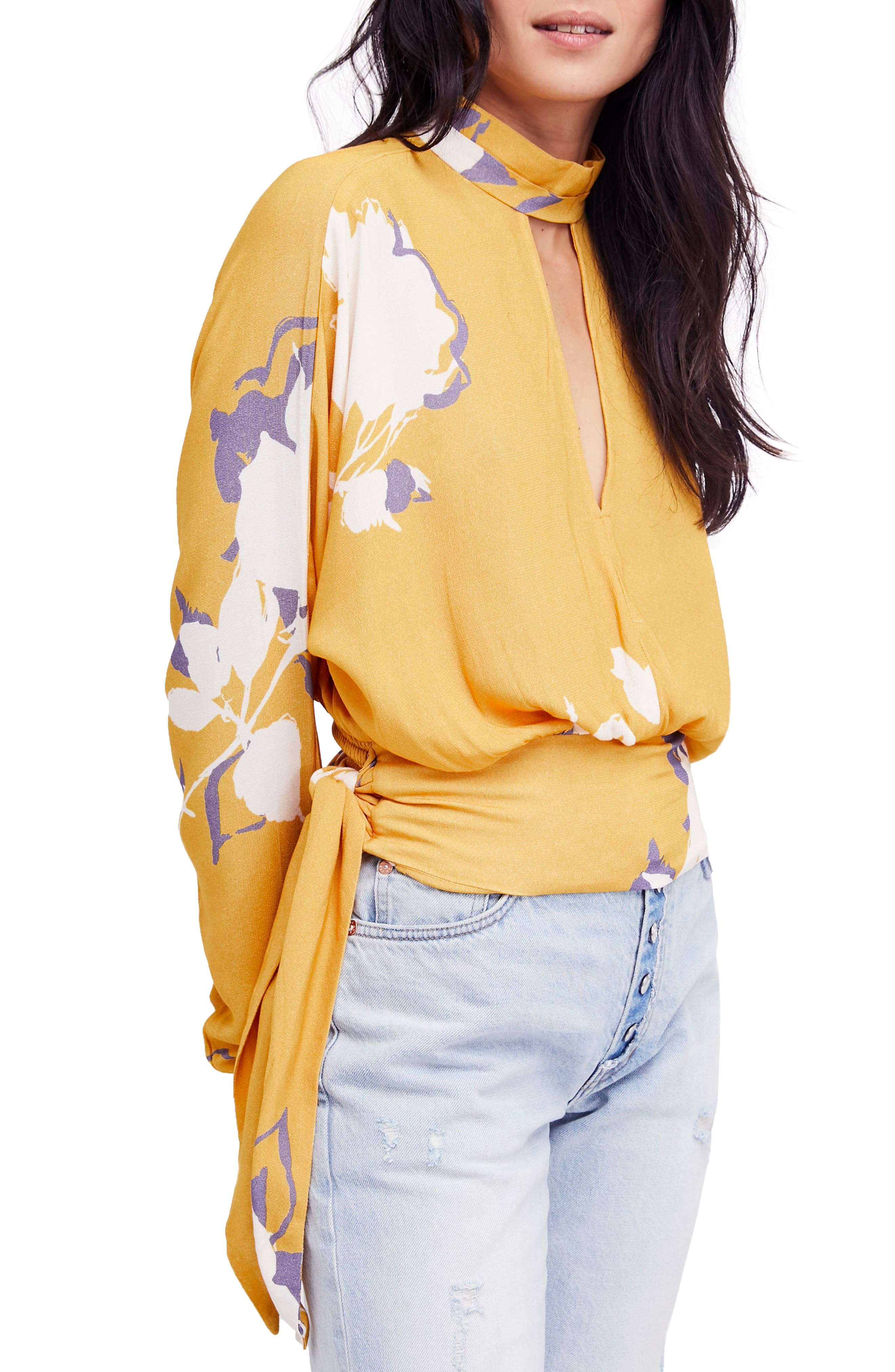 Say You Love Me Blouse,                         Main,                         color, 700