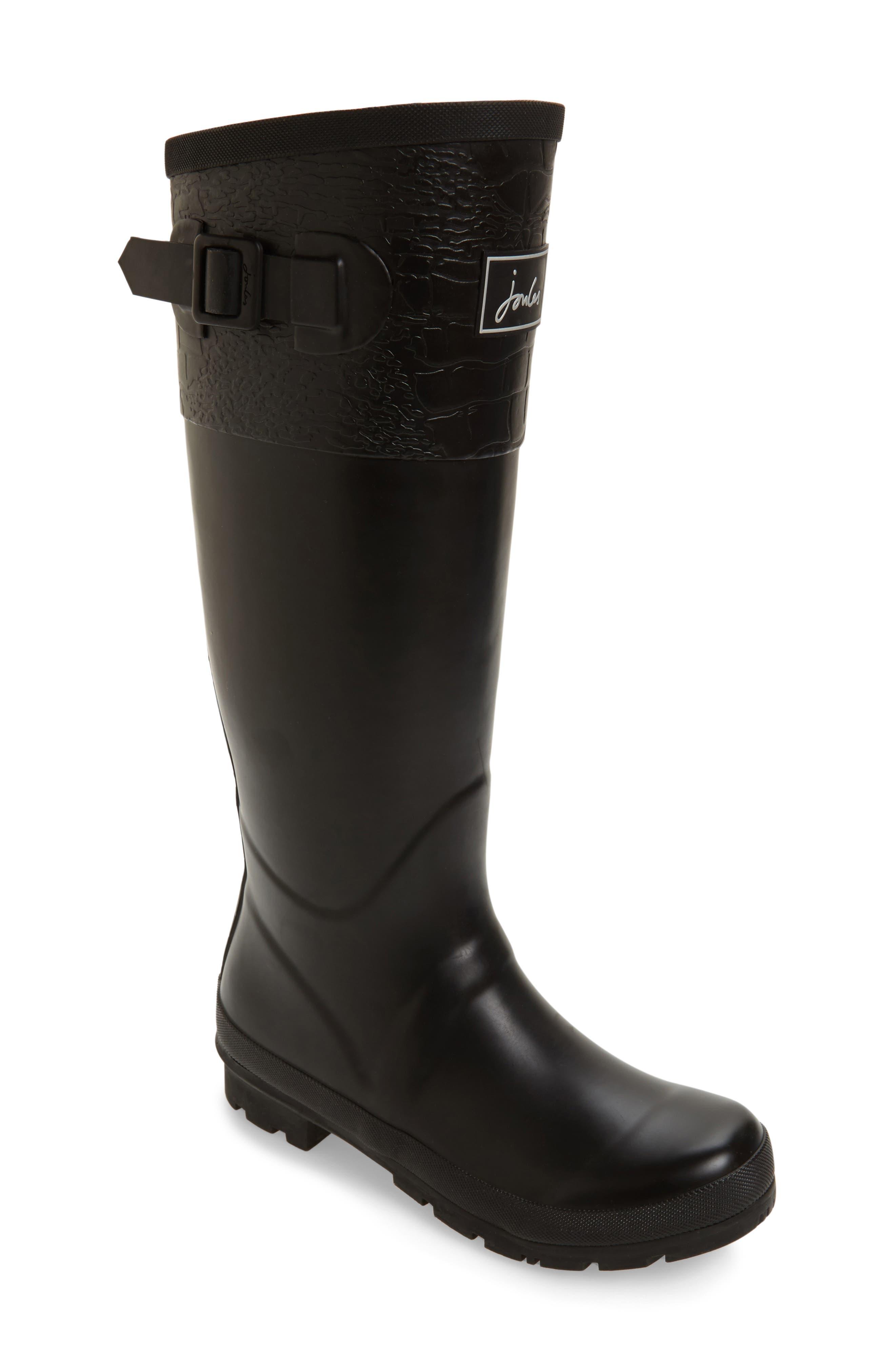 Cavendish Rain Boot,                         Main,                         color, 001