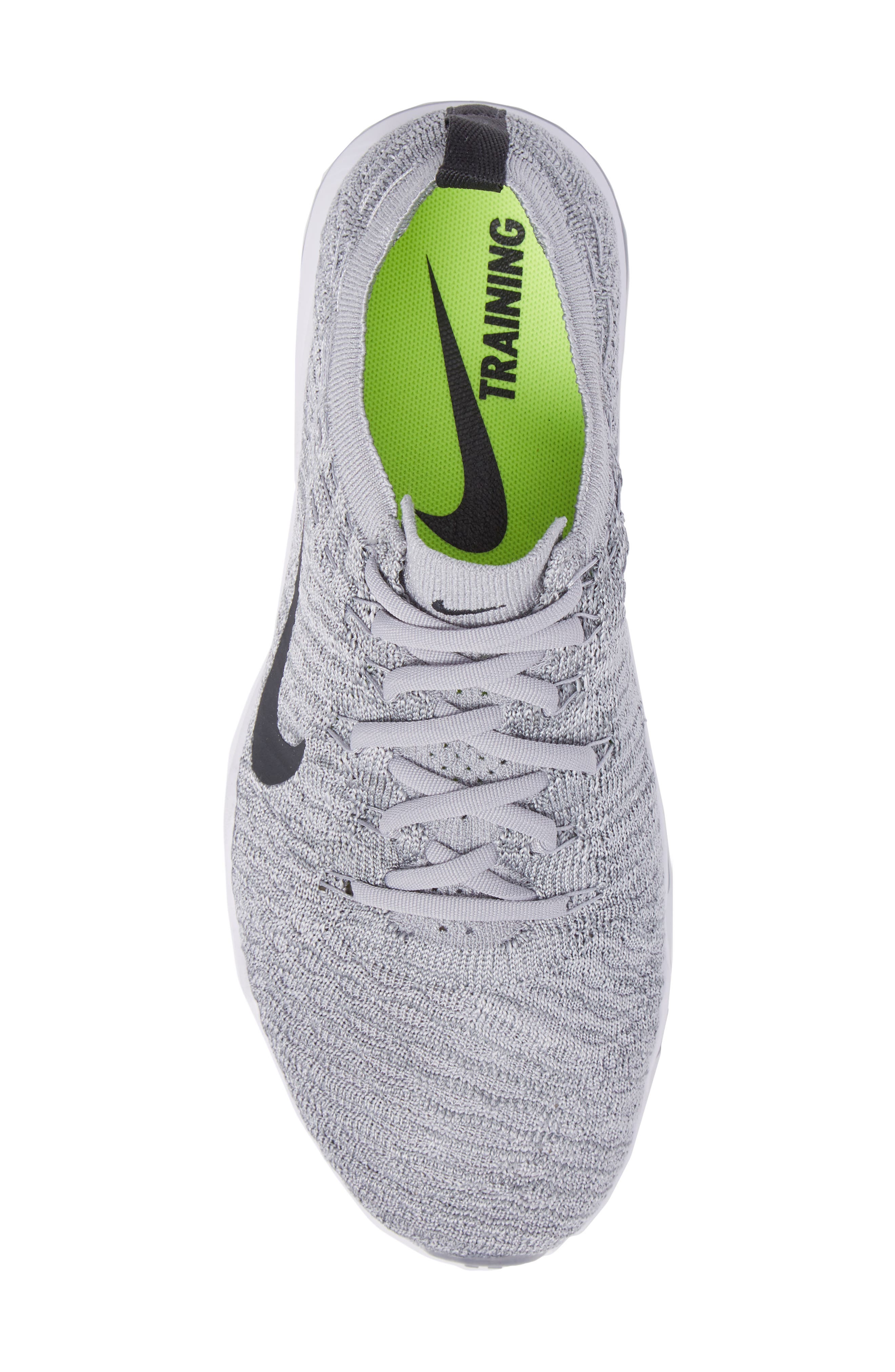 Air Zoom Fearless Flyknit Lux Training Shoe,                             Alternate thumbnail 20, color,