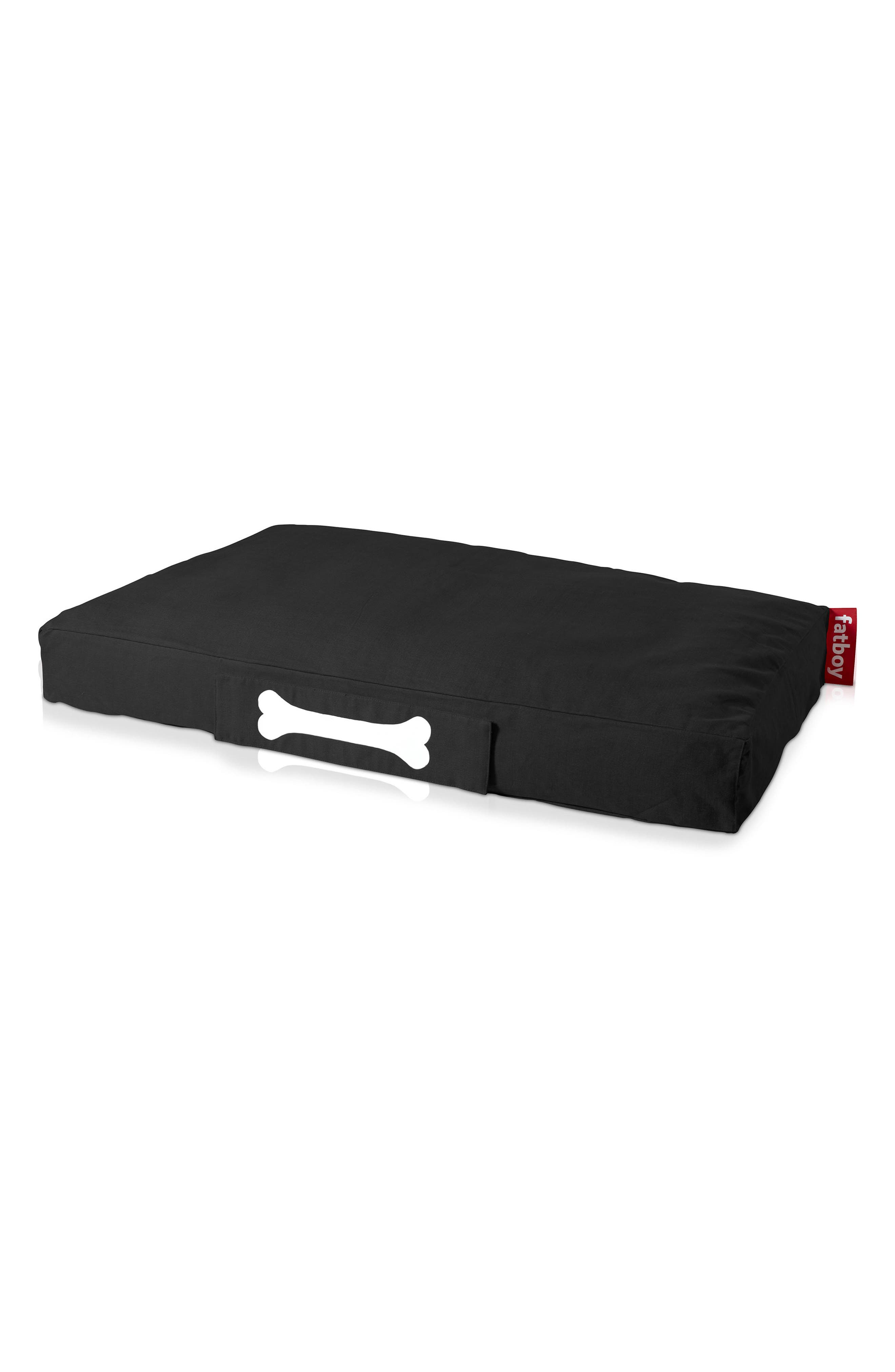 Doggielounge - Stonewashed Pet Bed,                             Main thumbnail 1, color,                             003