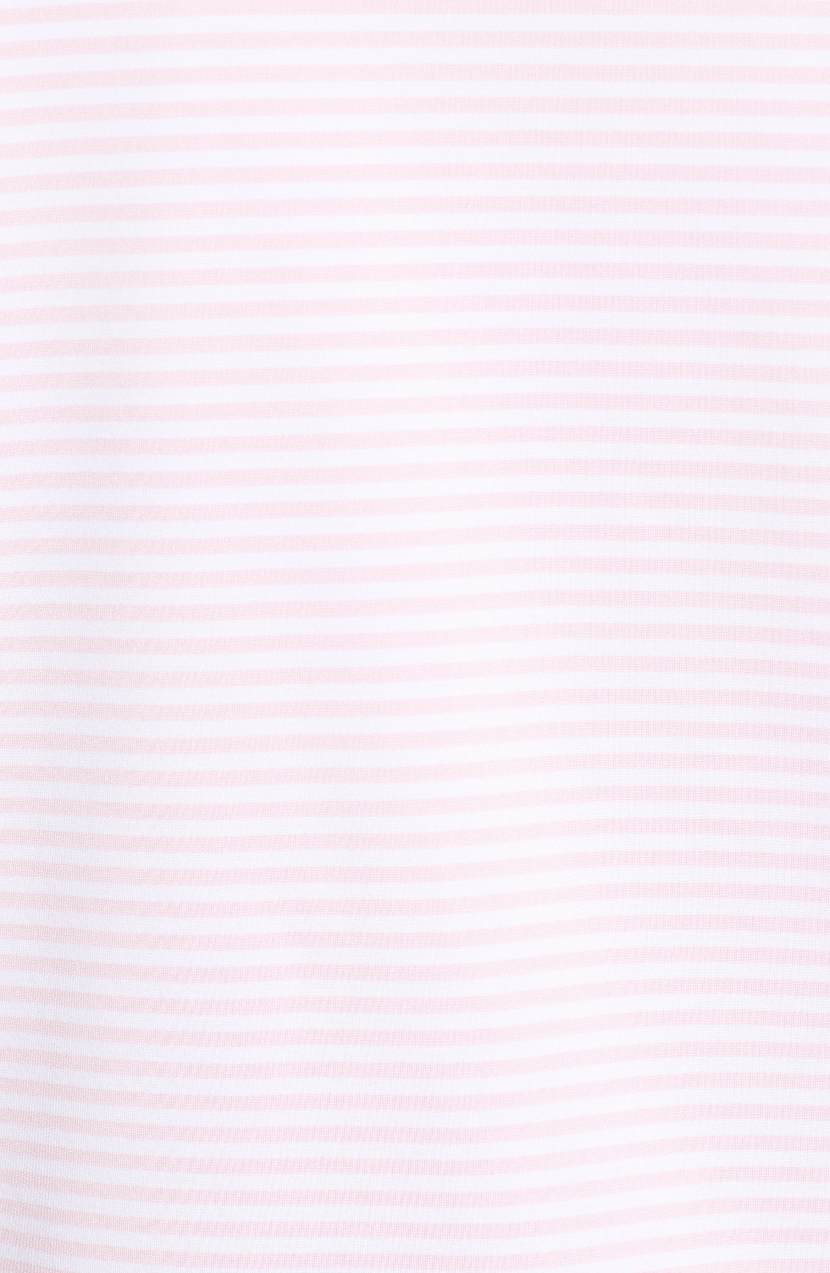 Color to White Feeder Stripe Polo,                             Alternate thumbnail 35, color,