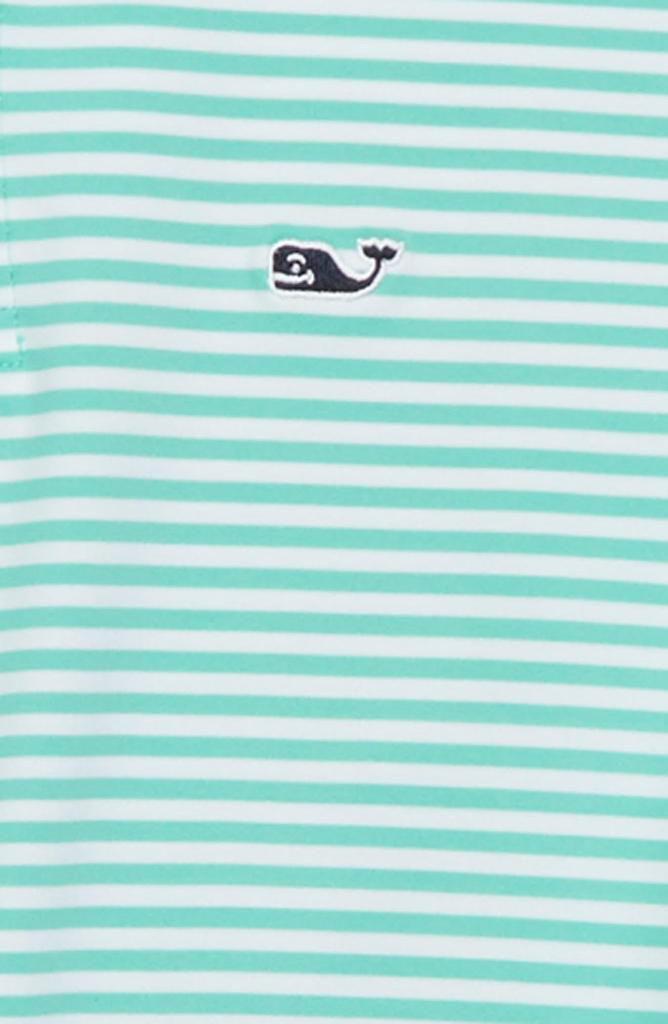 Feeder Stripe Performance Polo,                             Alternate thumbnail 2, color,                             359