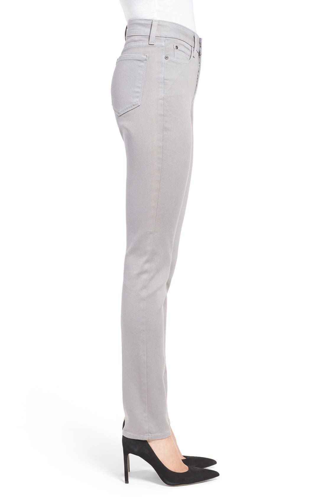 Alina Colored Stretch Skinny Jeans,                             Alternate thumbnail 145, color,