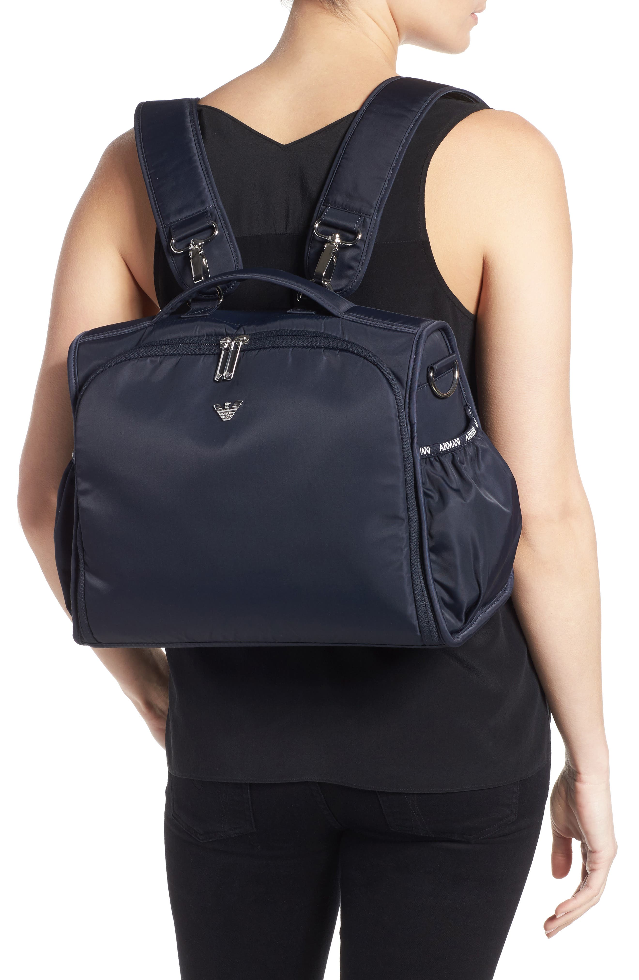 Backpack Diaper Bag,                             Alternate thumbnail 2, color,                             414