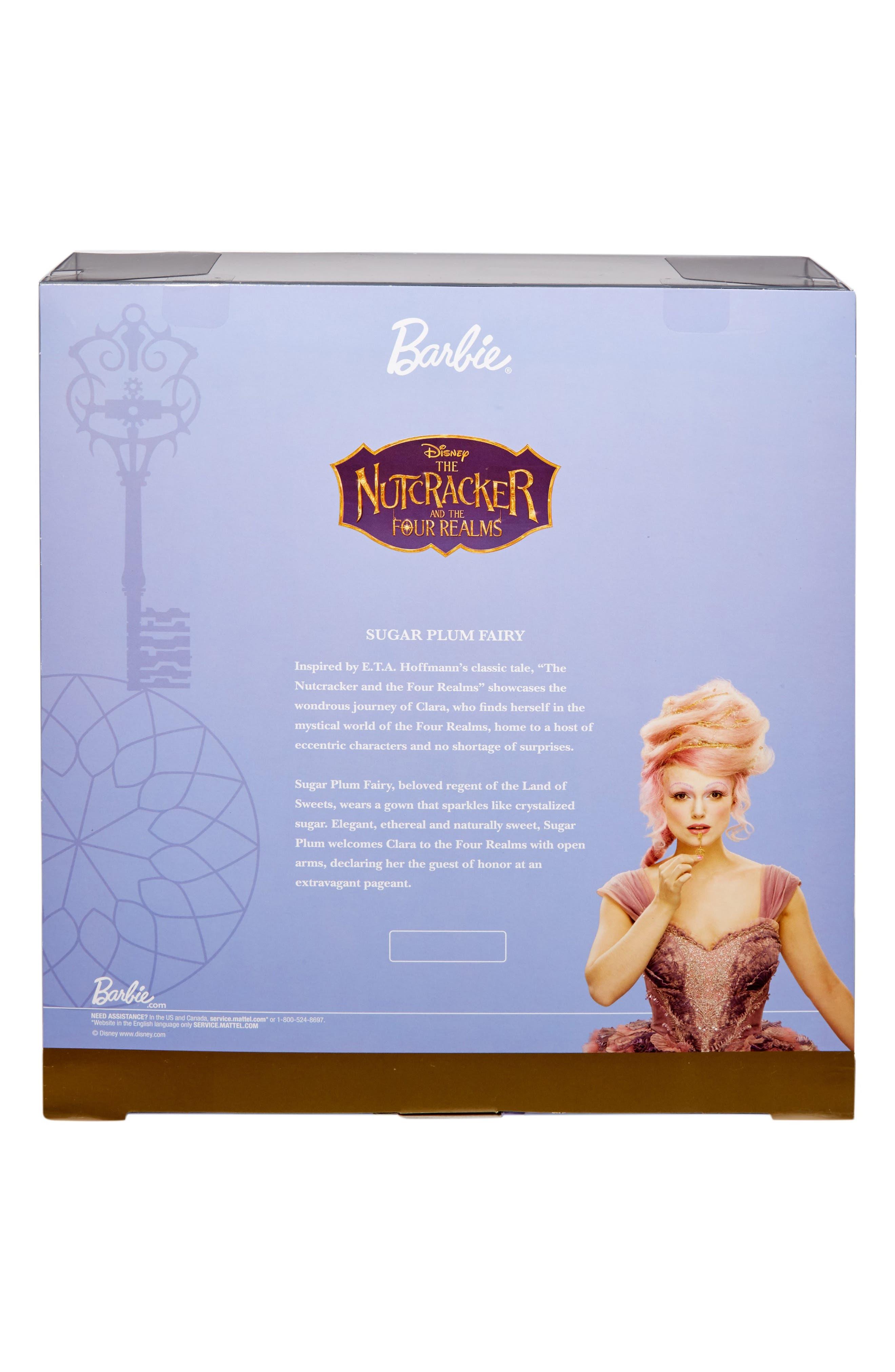MATTEL,                             Disney<sup>®</sup> The Nutcracker & the Four Realms Sugar Plum Fairy Barbie<sup>®</sup> Doll,                             Alternate thumbnail 6, color,                             960