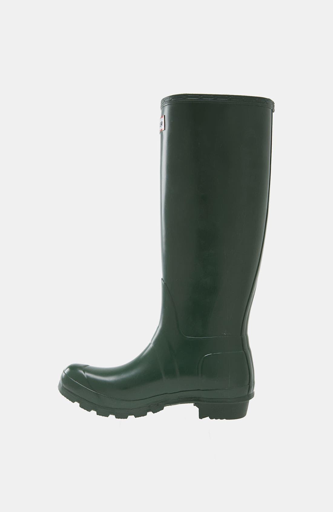 'Original Tall' Rain Boot,                             Alternate thumbnail 100, color,