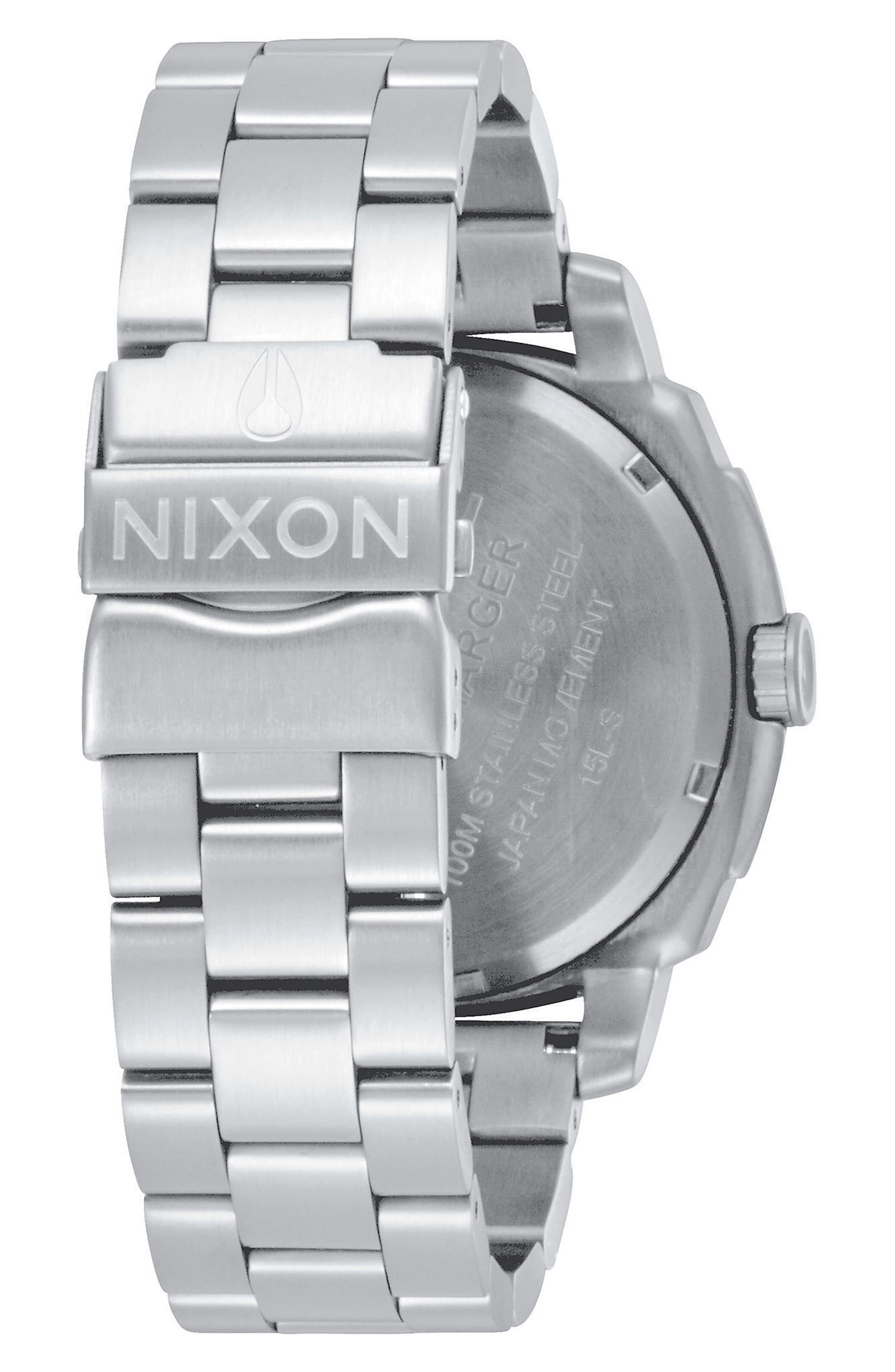 Charger Bracelet Watch, 42mm,                             Alternate thumbnail 10, color,