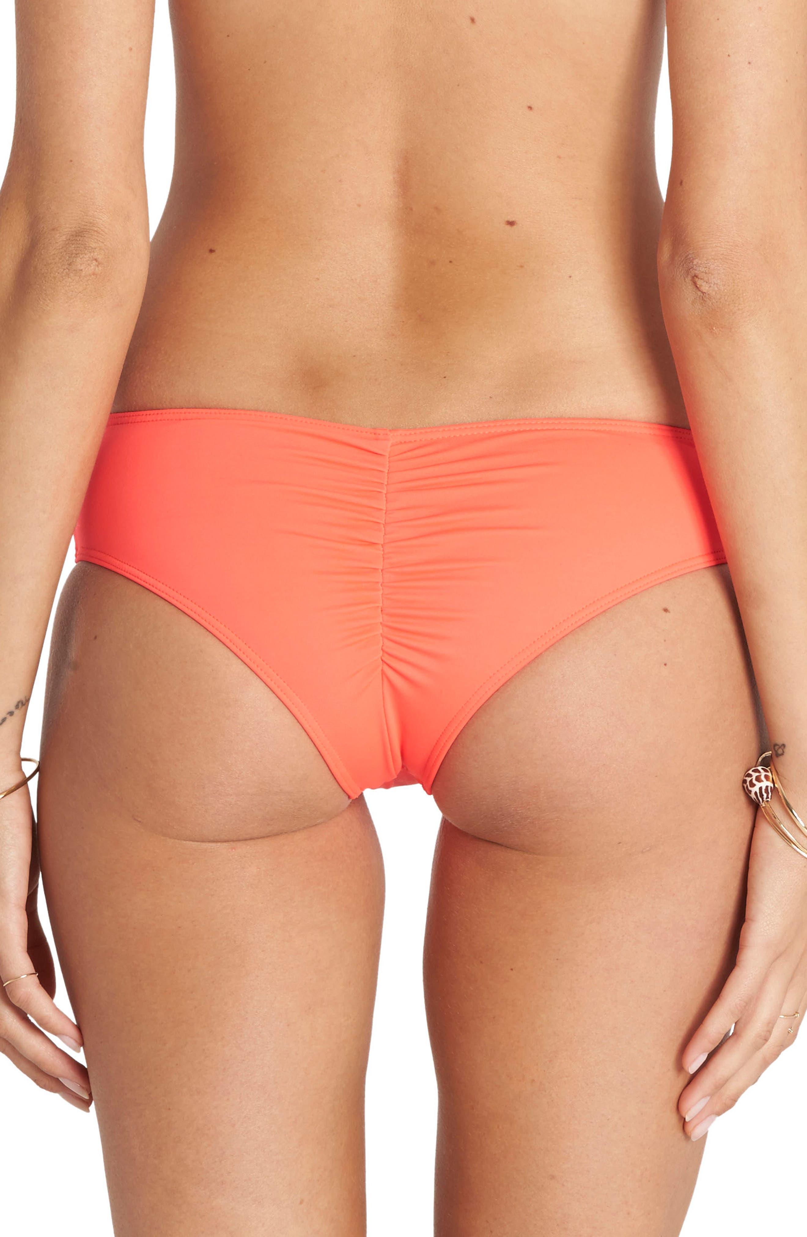 'Sol Searcher Hawaii' Cheeky Bikini Bottoms,                             Alternate thumbnail 16, color,