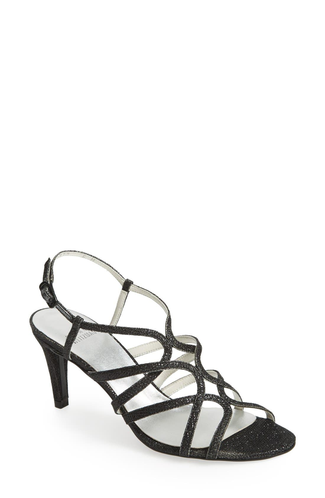 'Turningup' Sandal,                         Main,                         color, 004