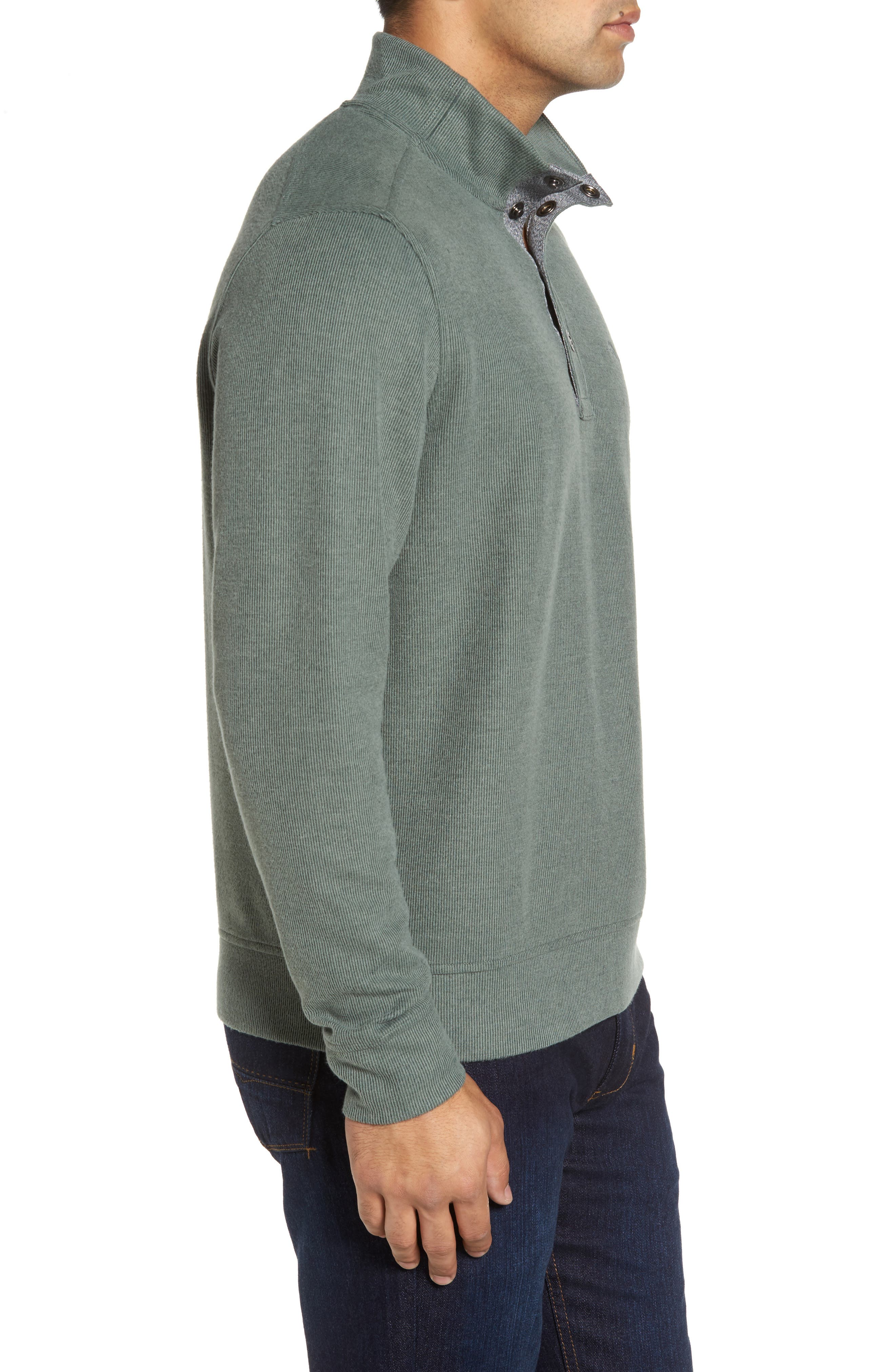 Cold Springs Snap Mock Neck Sweater,                             Alternate thumbnail 16, color,