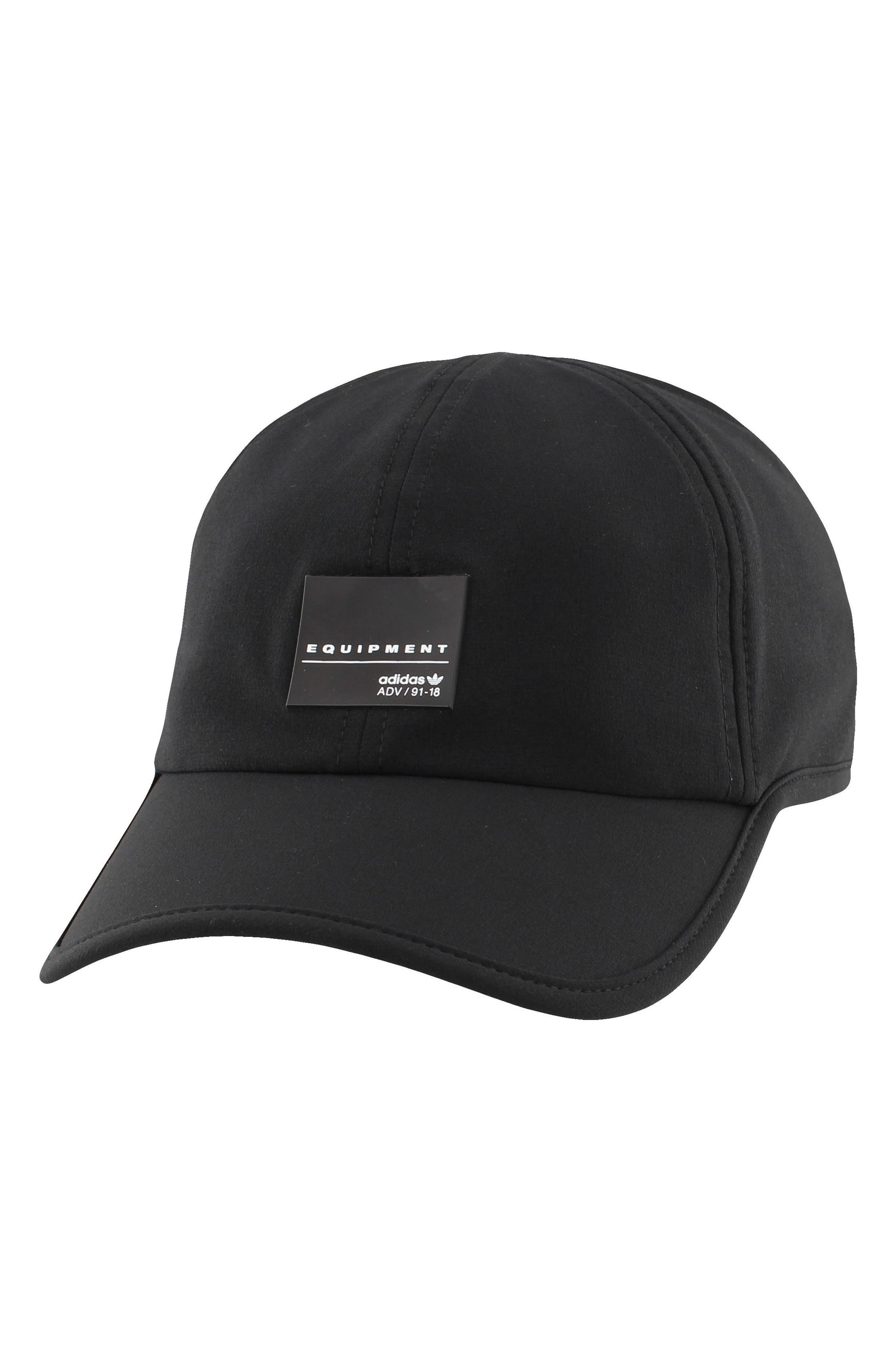 ADIDAS ORIGINALS EQT Trainer Cap, Main, color, 001