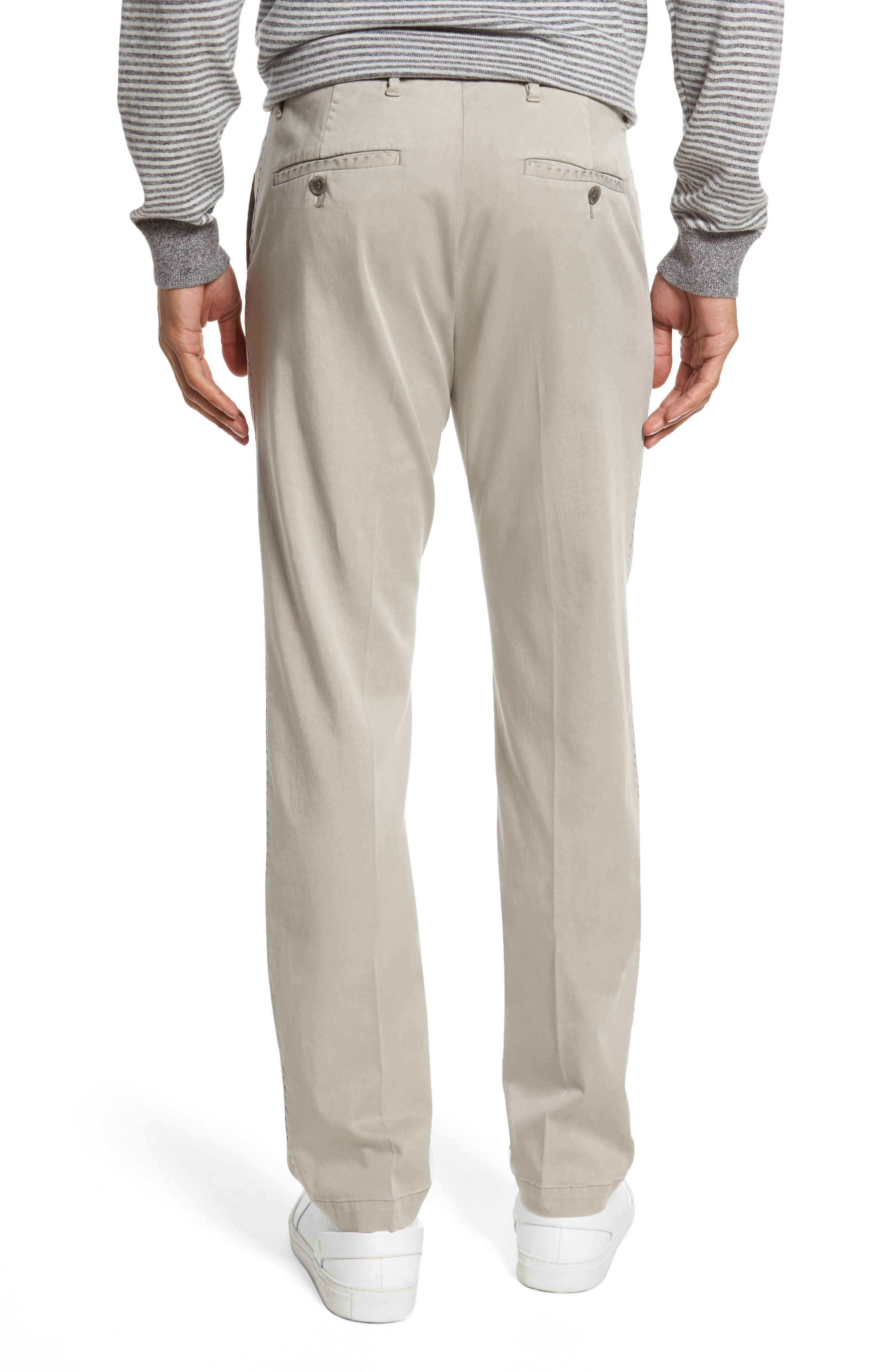 Aster Straight Fit Pants,                             Alternate thumbnail 8, color,